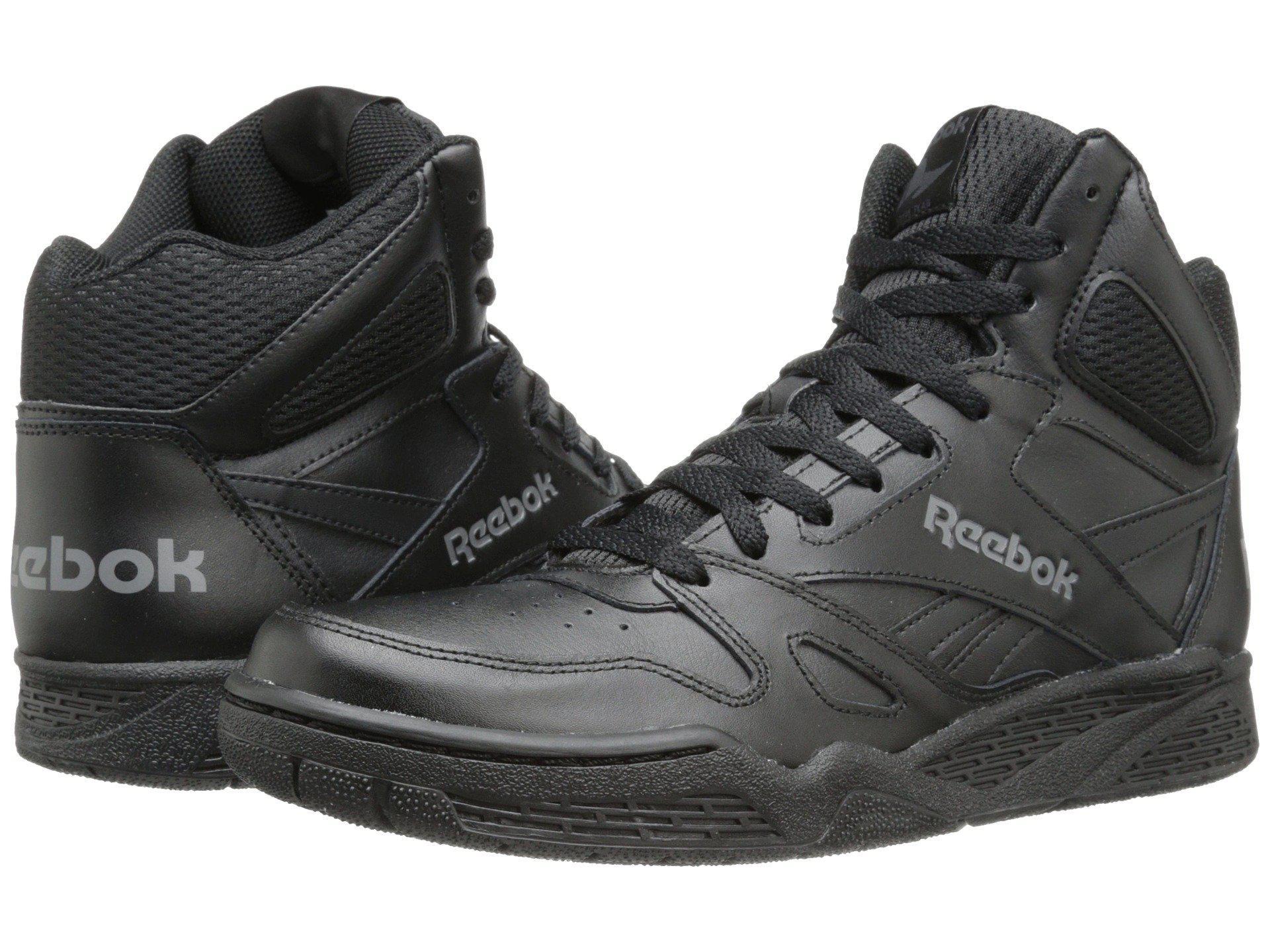 708102ee7f6 Reebok - Black Royal Bb4500 Hi (white steel) Men s Basketball Shoes for Men.  View fullscreen