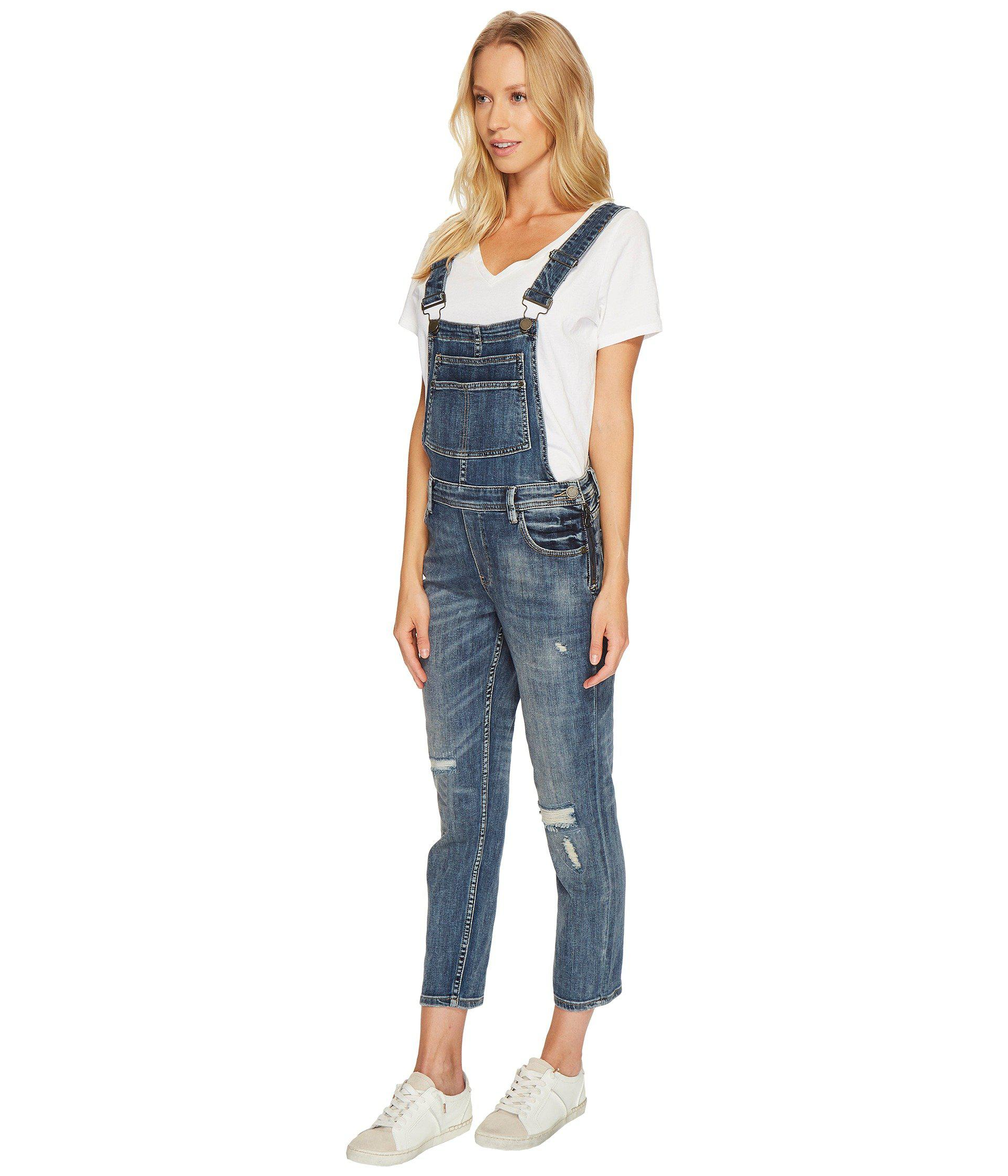 498f9d98431e Gallery. Previously sold at  Zappos · Women s Denim Overalls ...