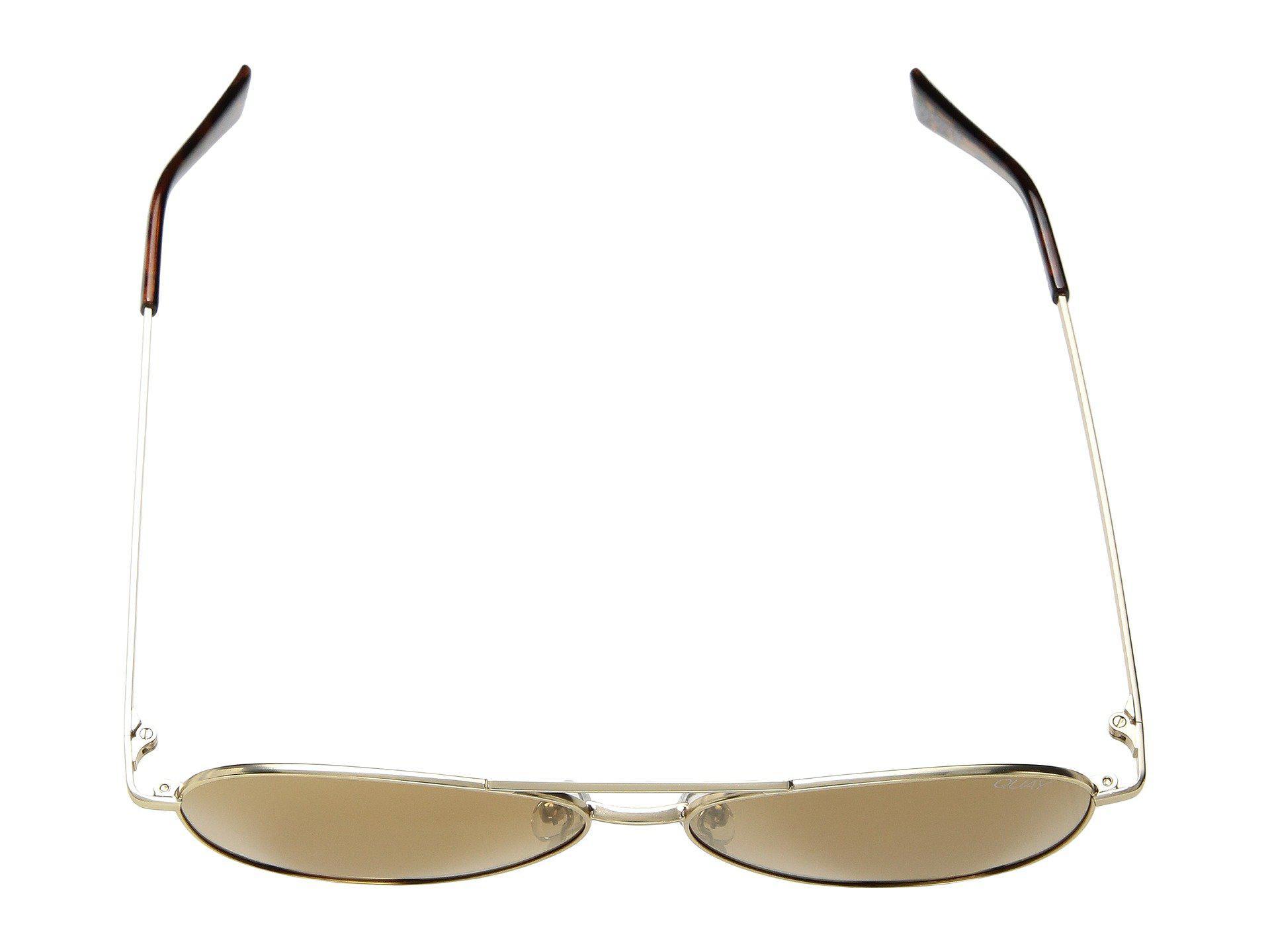 2ace0b81fe Quay - Multicolor Still Standing (gold brown) Fashion Sunglasses for Men -  Lyst. View fullscreen
