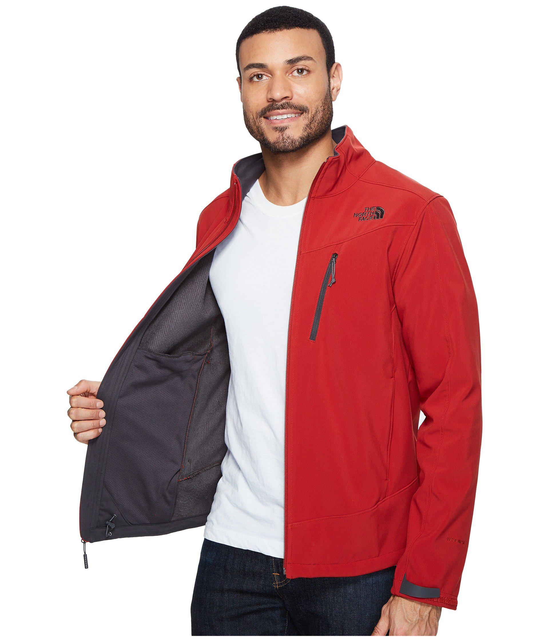 93f08f3a3 Lyst - The North Face Apex Shellrock Jacket (limoges Blue/limoges ...