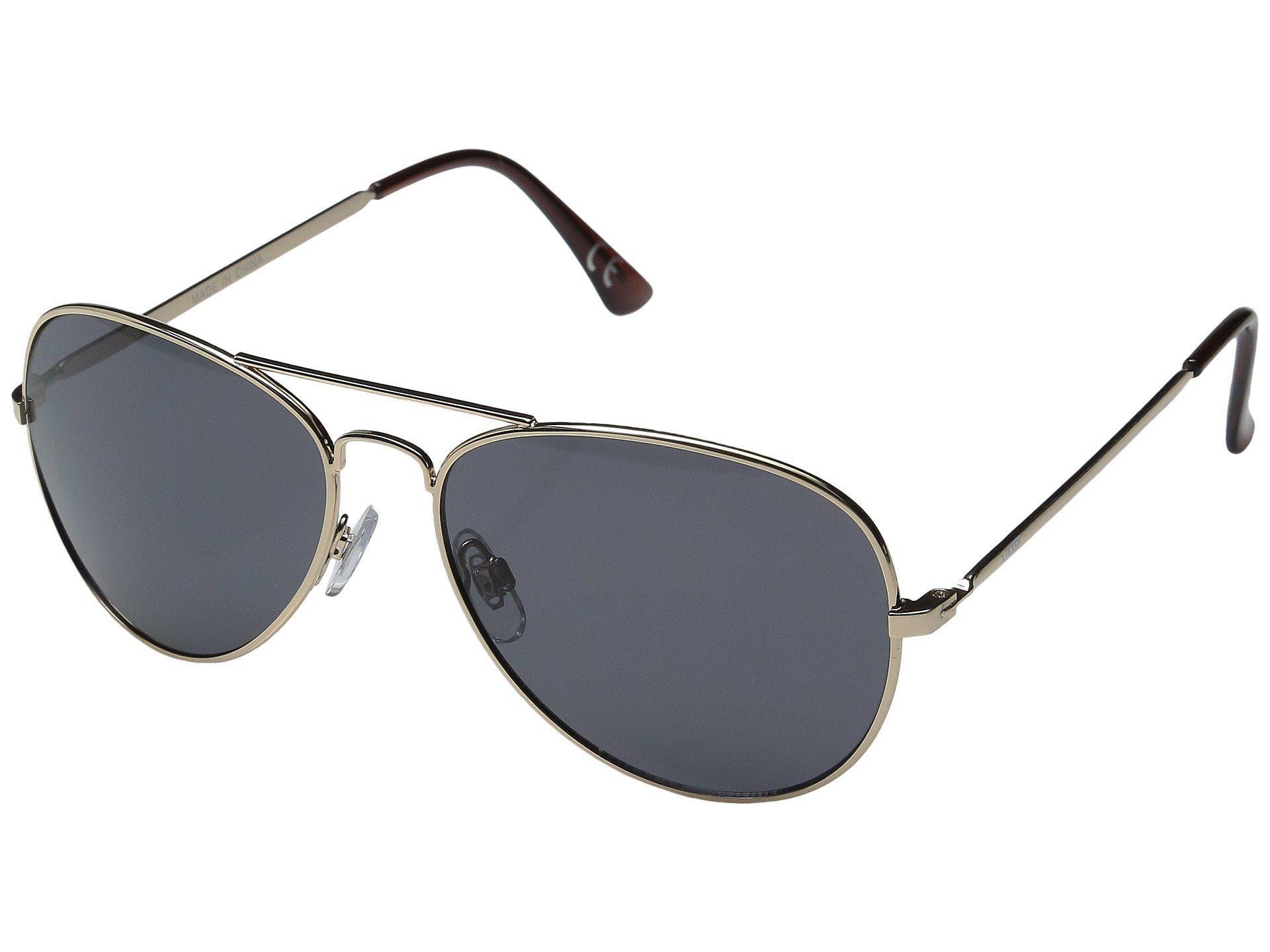 8bac8d4912 Vans. Men s Metallic Fly South Sunglasses (gold) Fashion Sunglasses