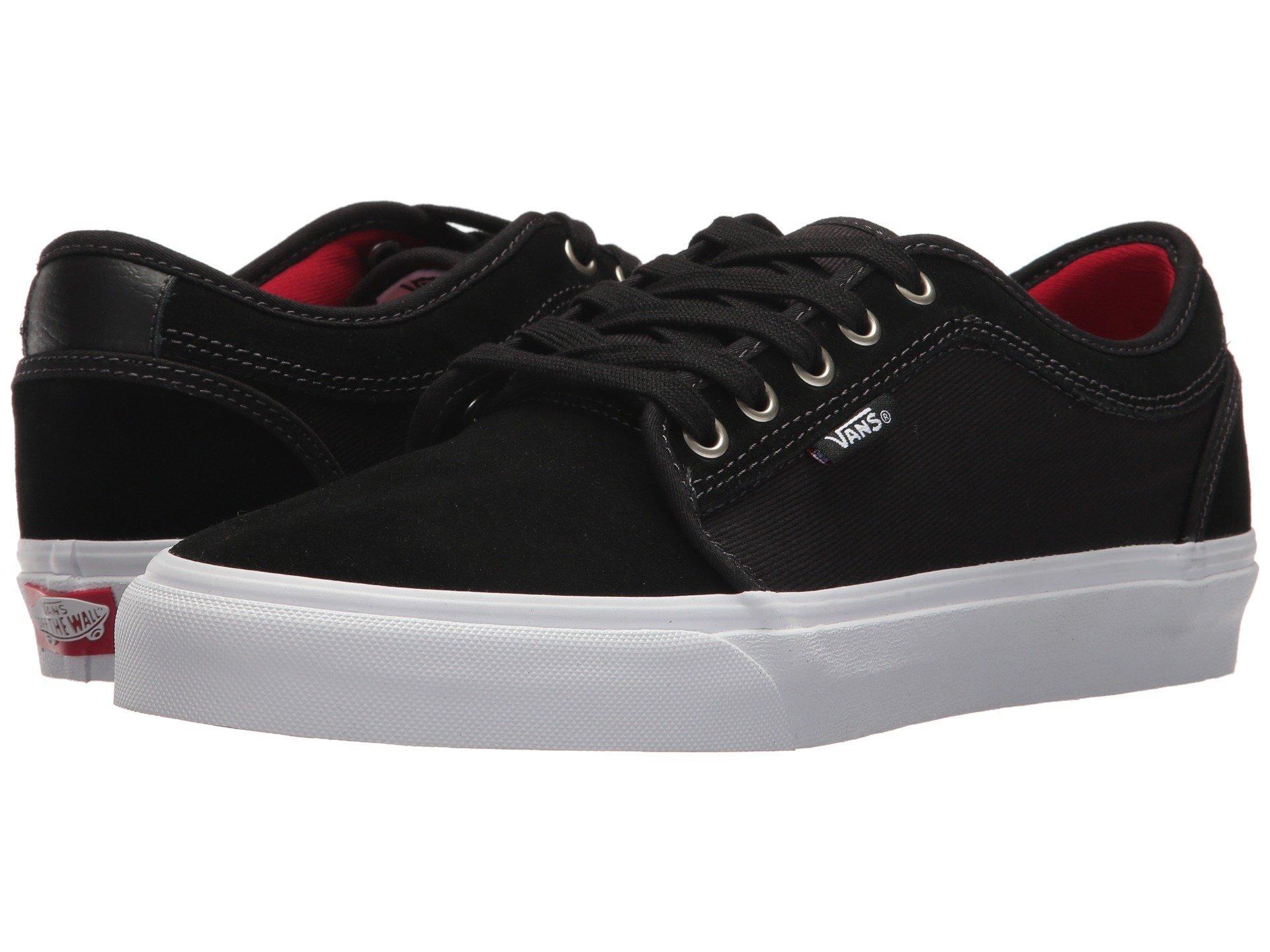 e650d6bcc214 Vans - Black Chukka Low (humus true White) Men s Skate Shoes for Men. View  fullscreen