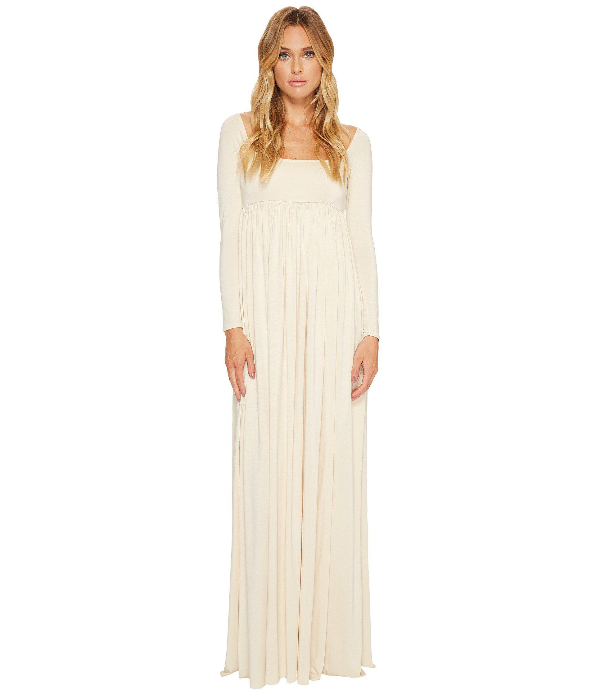 Lyst - Rachel Pally Isa Dress (cream) Women\'s Dress in Natural
