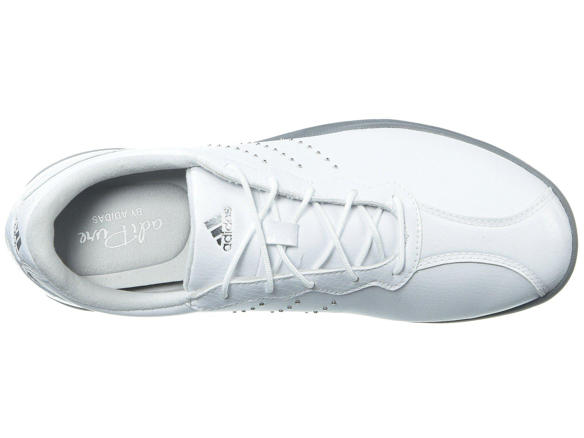 size 40 95d81 92205 Lyst - Adidas Originals Adipure Dc (footwear Whitesilver Met
