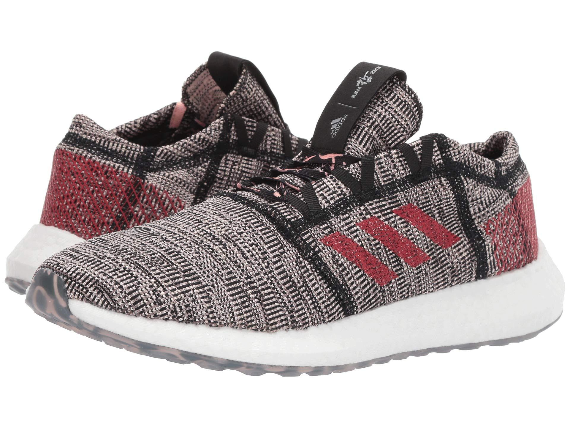 dd239acd9 Lyst - adidas Originals Pureboost Go (clear Brown carbon active Red ...