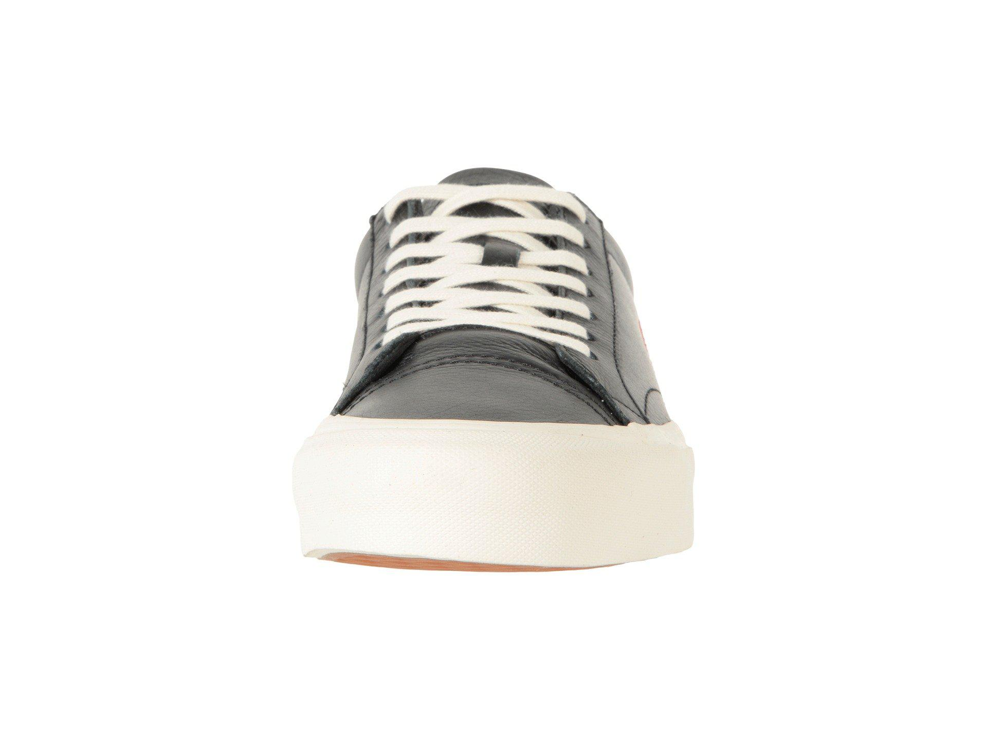 Lyst - Vans Court Icon (black cloud Dancer) Skate Shoes in Black for Men 4875b680e