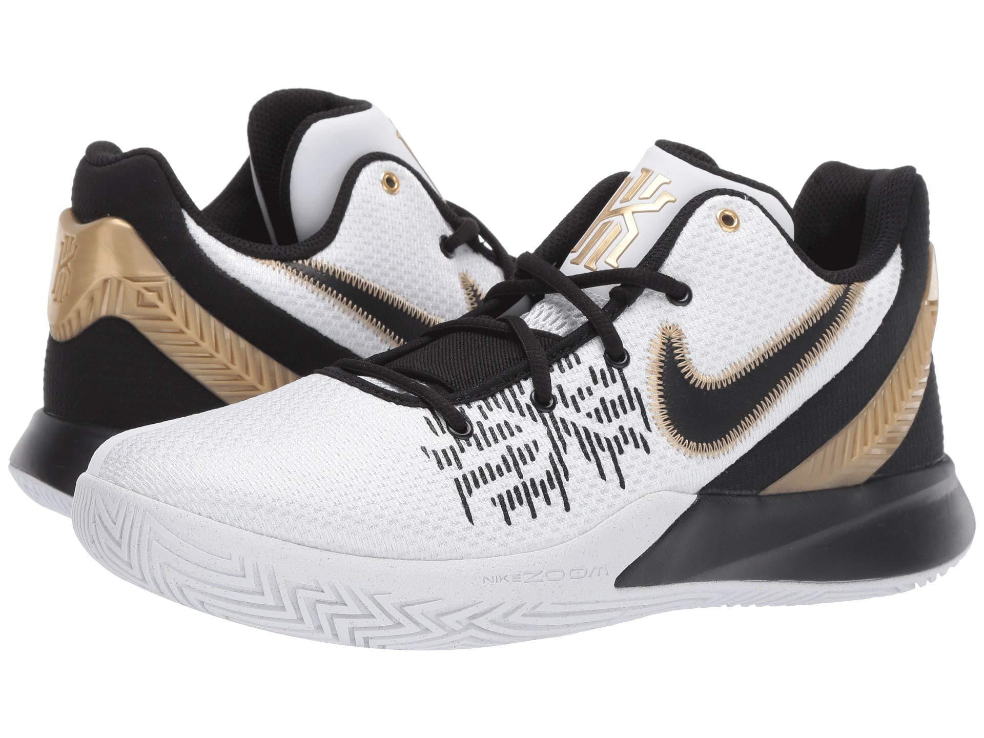 0e7d37cc6124 Nike - Kyrie Flytrap Ii (black black white) Men s Basketball Shoes for.  View fullscreen