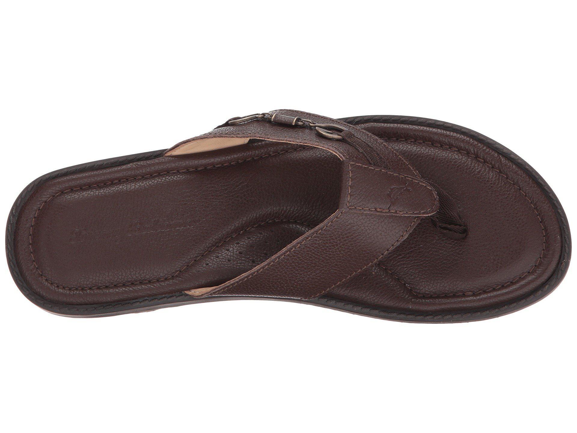 8f5c8ca85c67d Tommy Bahama - Brown Belize Vintage (black) Men s Sandals for Men - Lyst.  View fullscreen