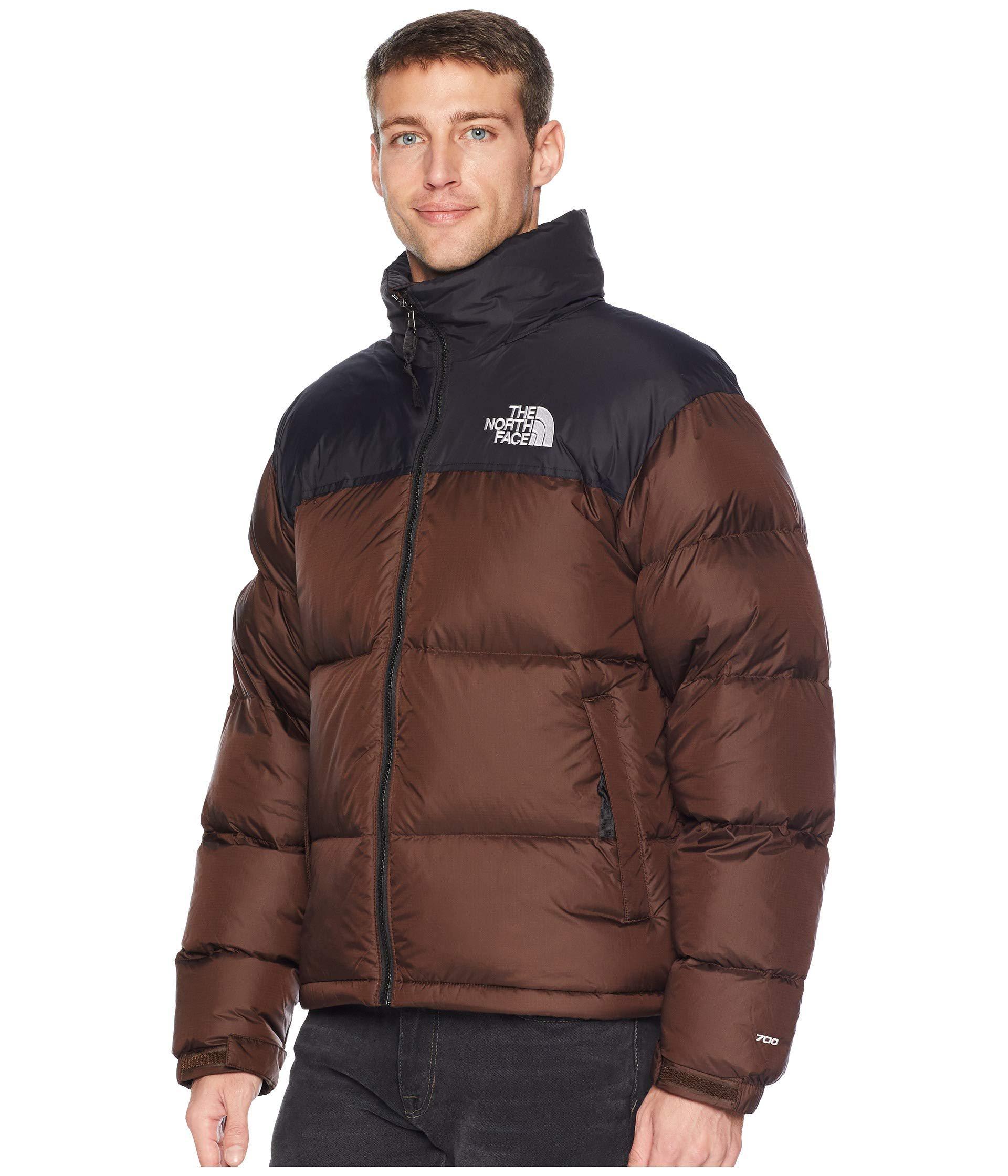 210ff9c6f852 Lyst - The North Face 1996 Nuptse Jacket (tnf Medium Grey Heather) Men s  Coat in Brown for Men