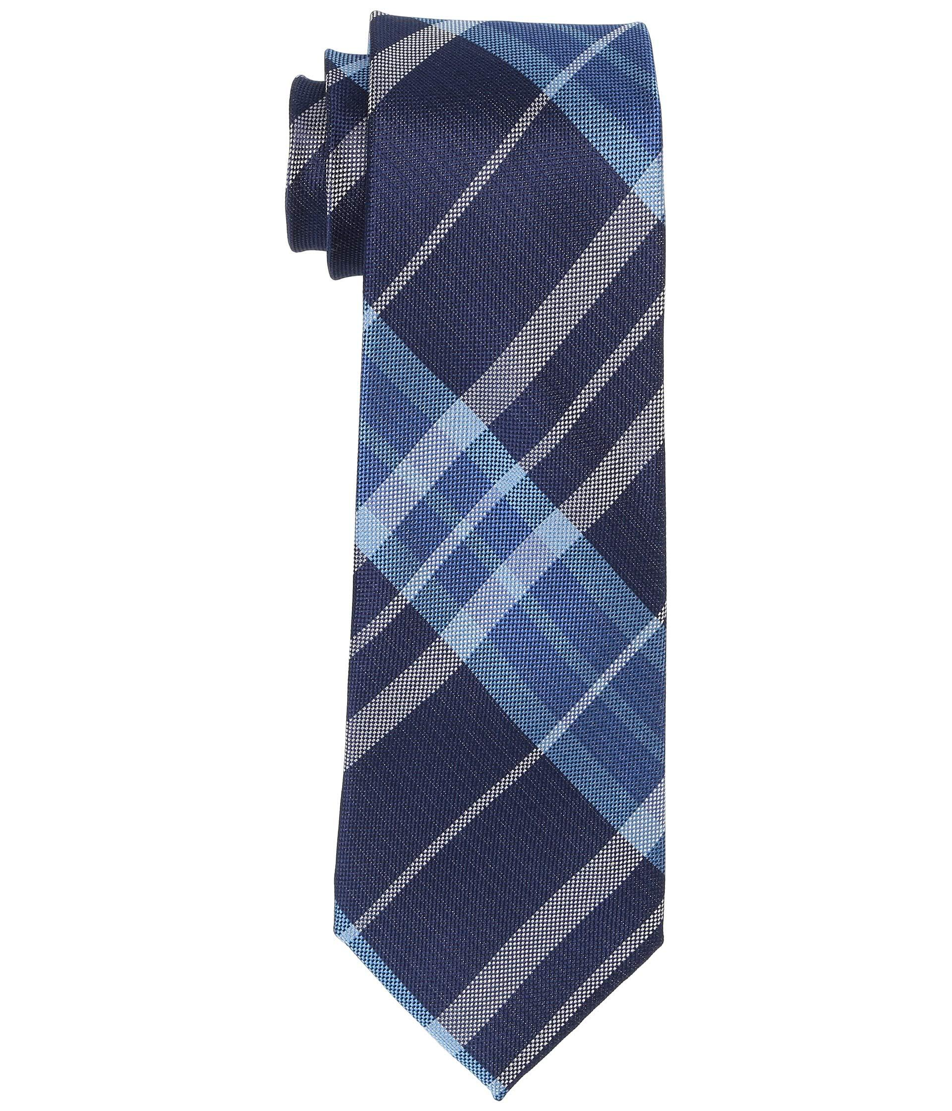 4f0ab7c2143d Lyst - Tommy Hilfiger Exploded Check (blue) Ties in Blue for Men