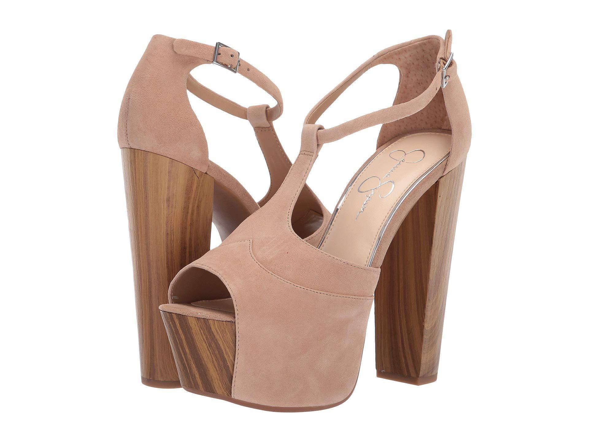 b0b1539fae7 Jessica Simpson. Women s Dany (sand) High Heels