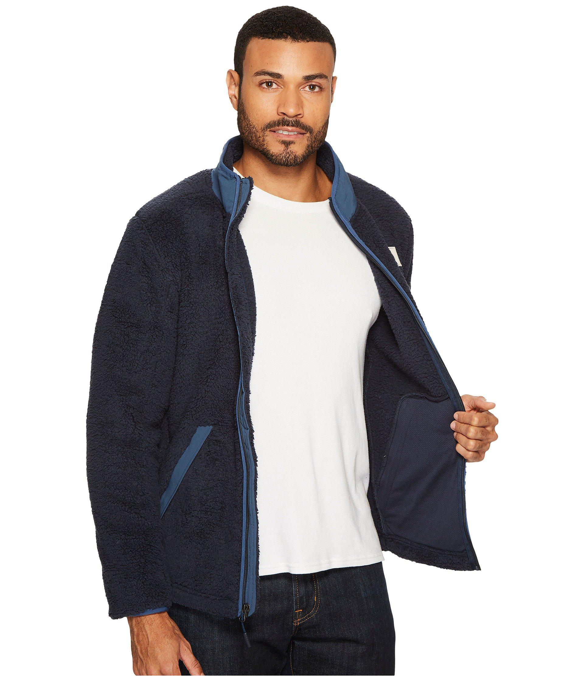 5e927ae34a9 Lyst - The North Face Campshire Full Zip in Blue for Men