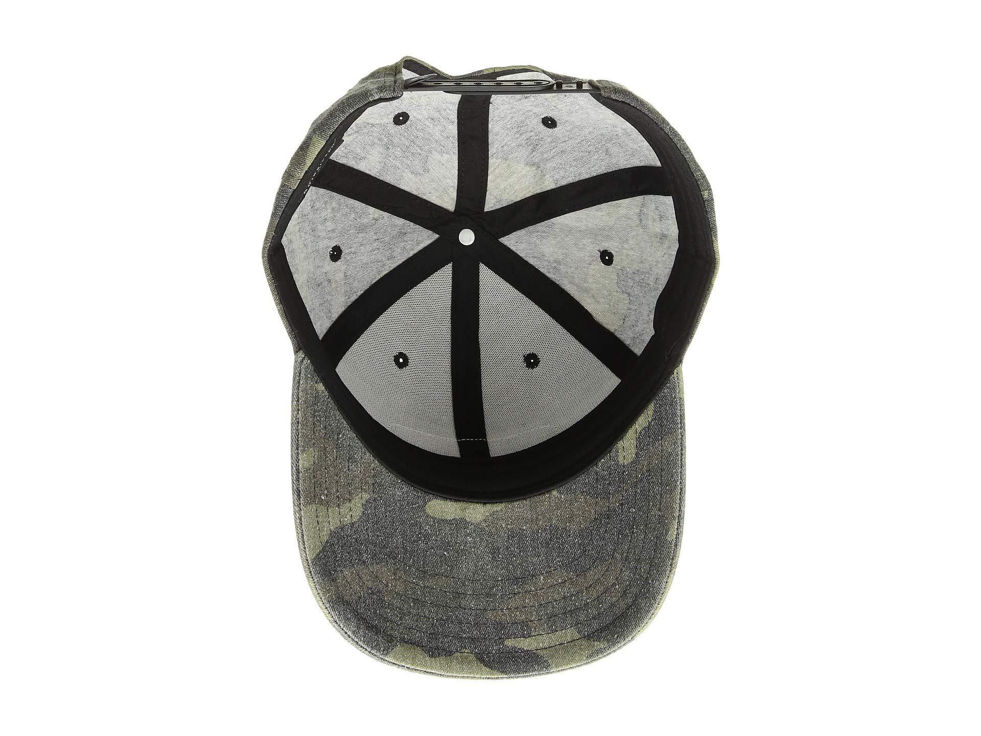 39c1c75c4a8 Lyst - Quiksilver Bullish Hat (camo) Caps for Men