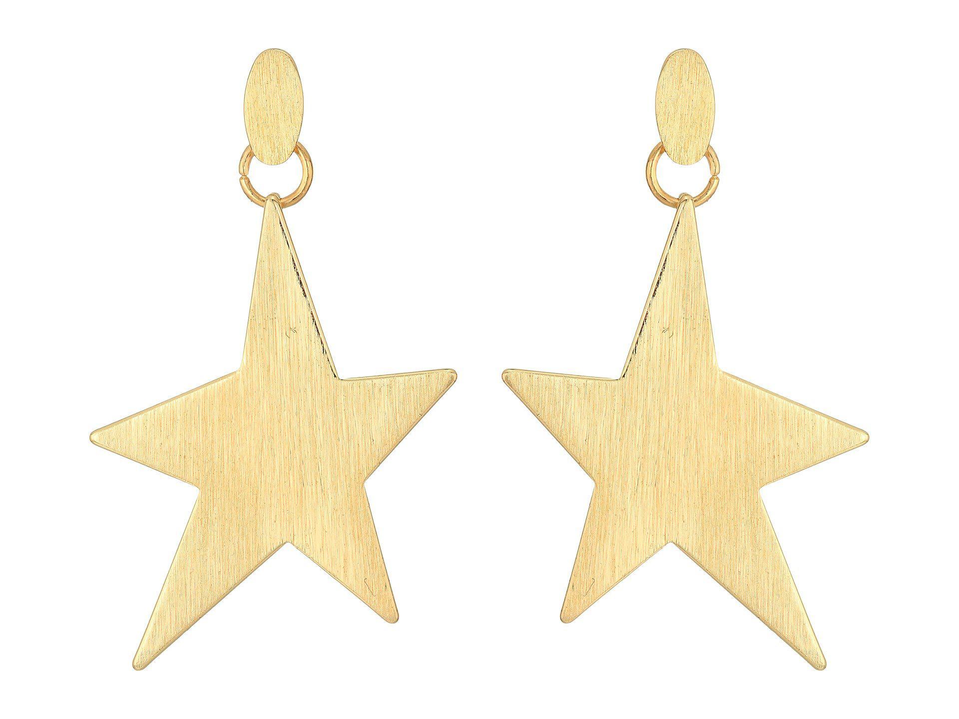 Beaded Fringe Drama Earrings in Metallic Gold Rebecca Minkoff 2LdmMgc