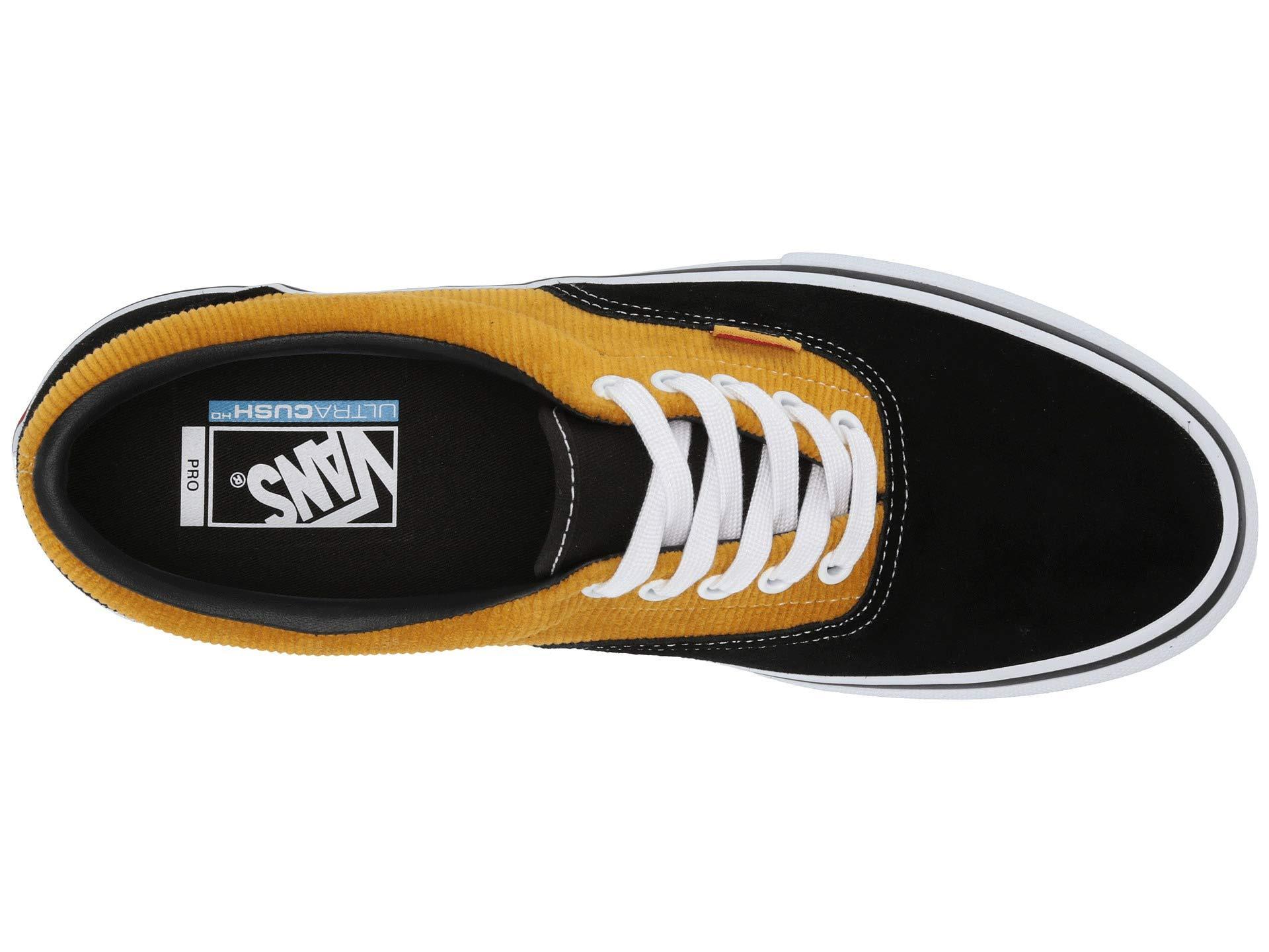 49bcd65e21d8f5 Vans - Era Pro (blackout) Men s Skate Shoes for Men - Lyst. View fullscreen