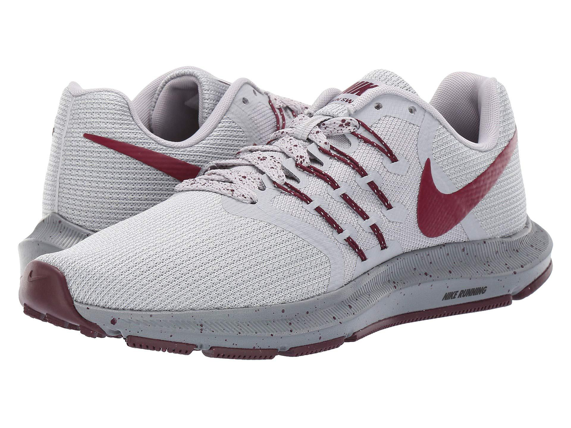 80f7b3cecb86d0 Nike Run Swift Women S Running Shoes Pink Gunsmoke - Image Of Shoes