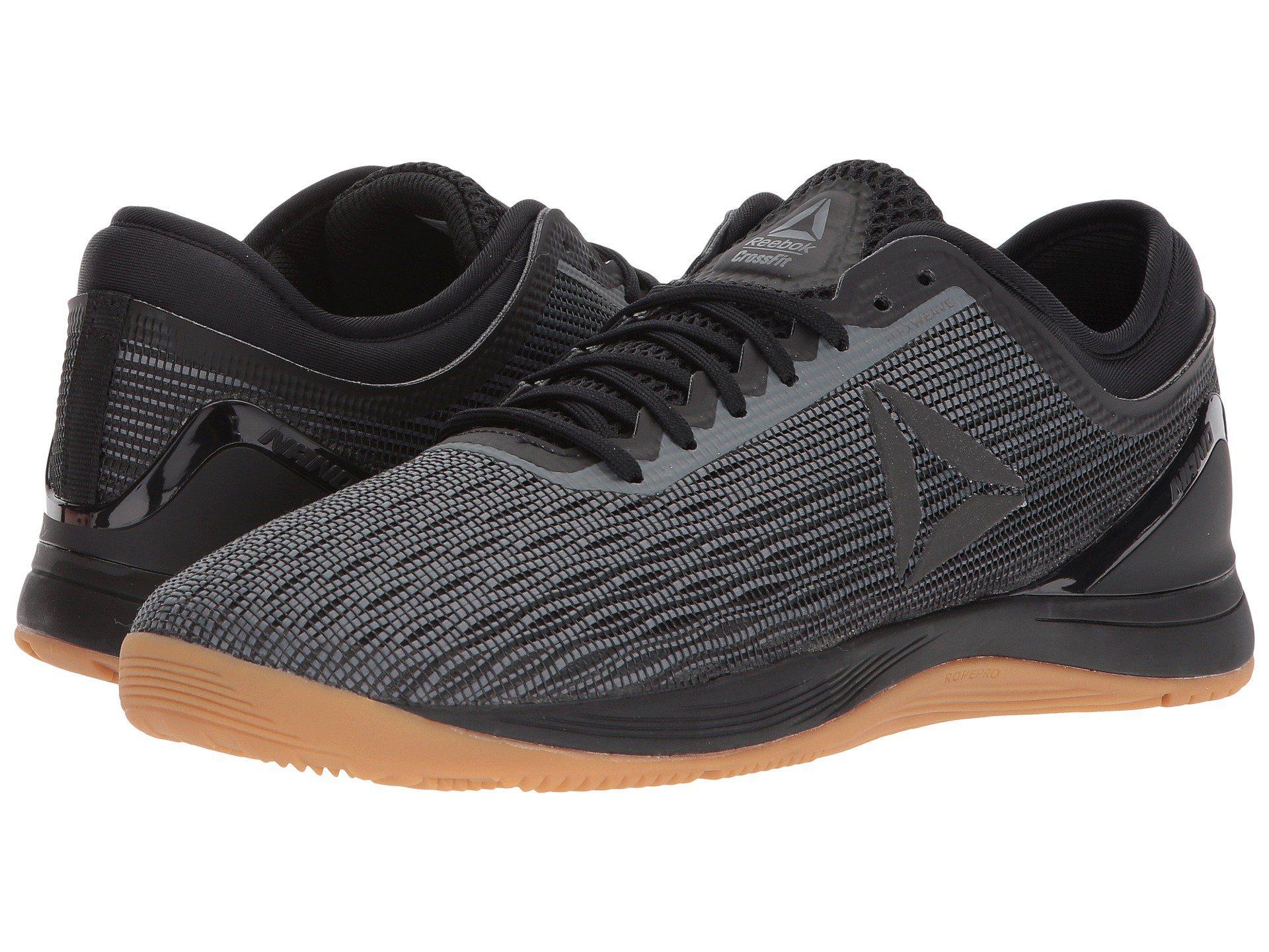 Reebok. Black Crossfit(r) Nano 8.0 (hunter Green coal chalk) Men s Shoes 28bb93b61