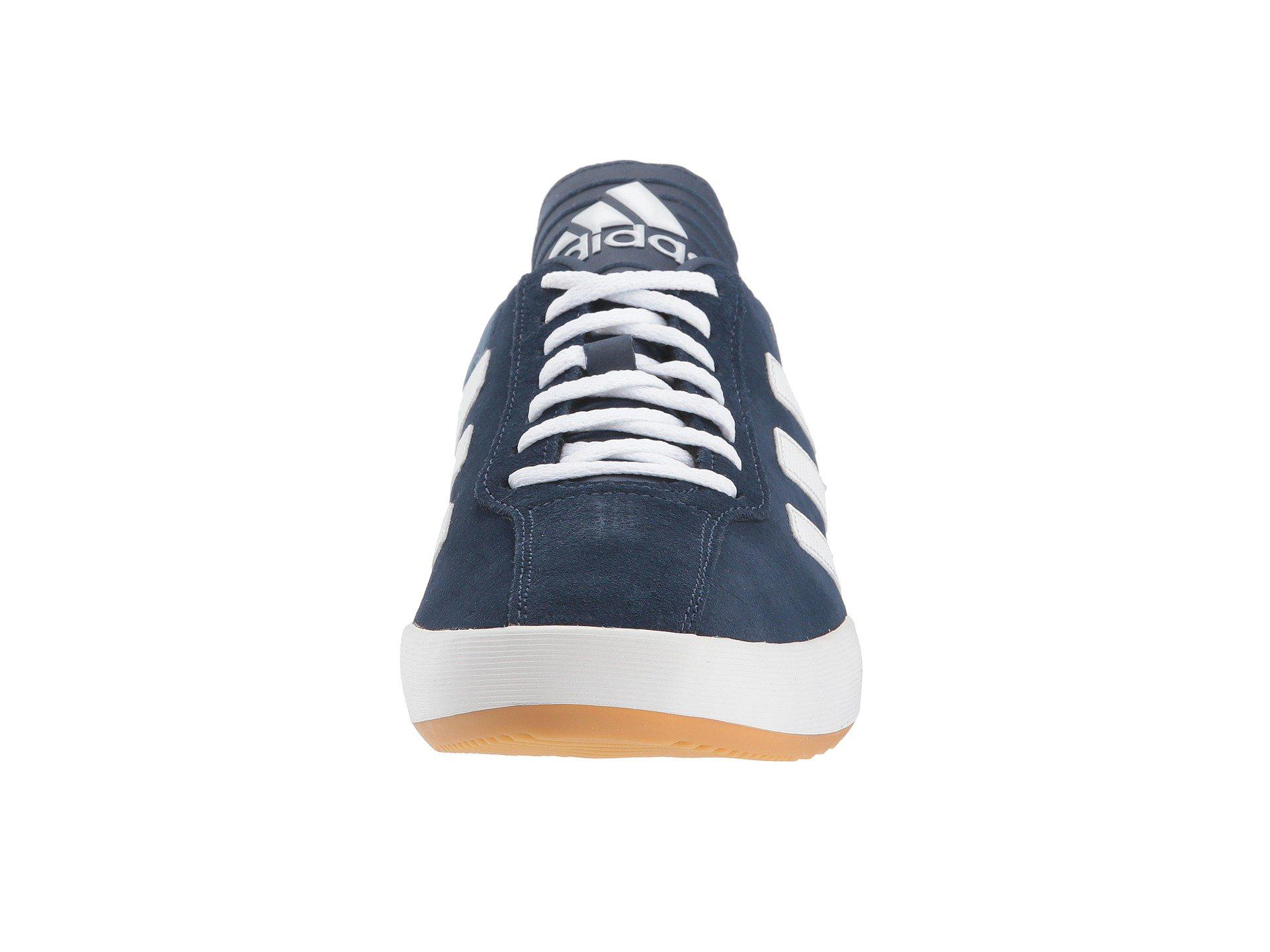 low priced 3688e d135c Adidas - Blue Copa Super (collegiate Navywhitenavy) Mens Shoes for. View  fullscreen