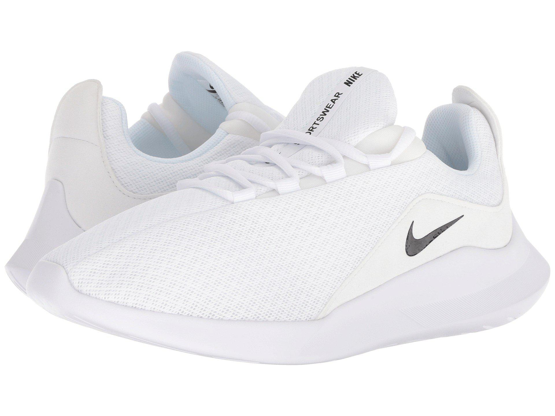 on sale c74a8 74212 Nike Viale (white black) Men s Shoes in White for Men - Lyst