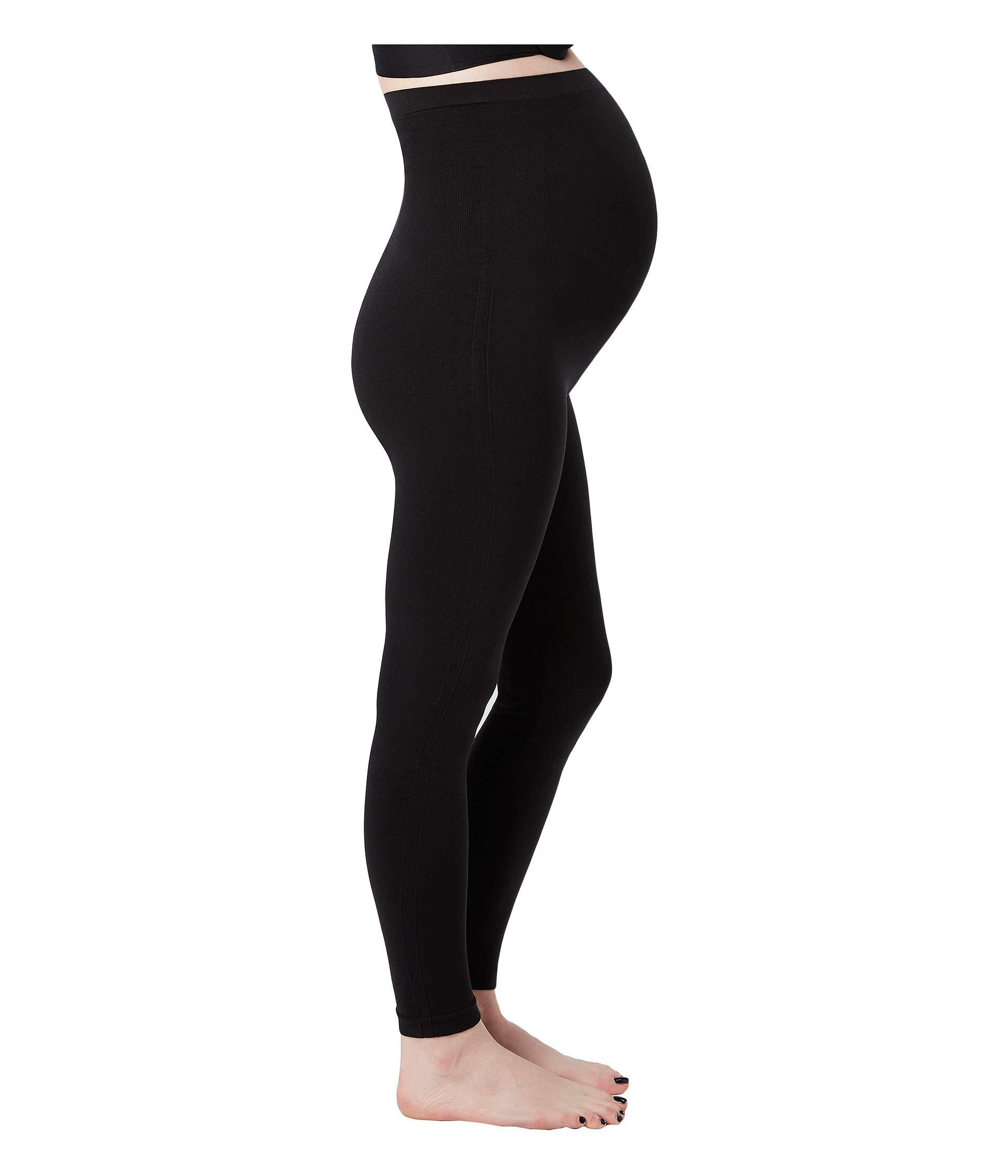 687e4961dd Lyst - Spanx Mama Look At Me Now Seamless Leggings (very Black) Women s  Casual Pants in Black