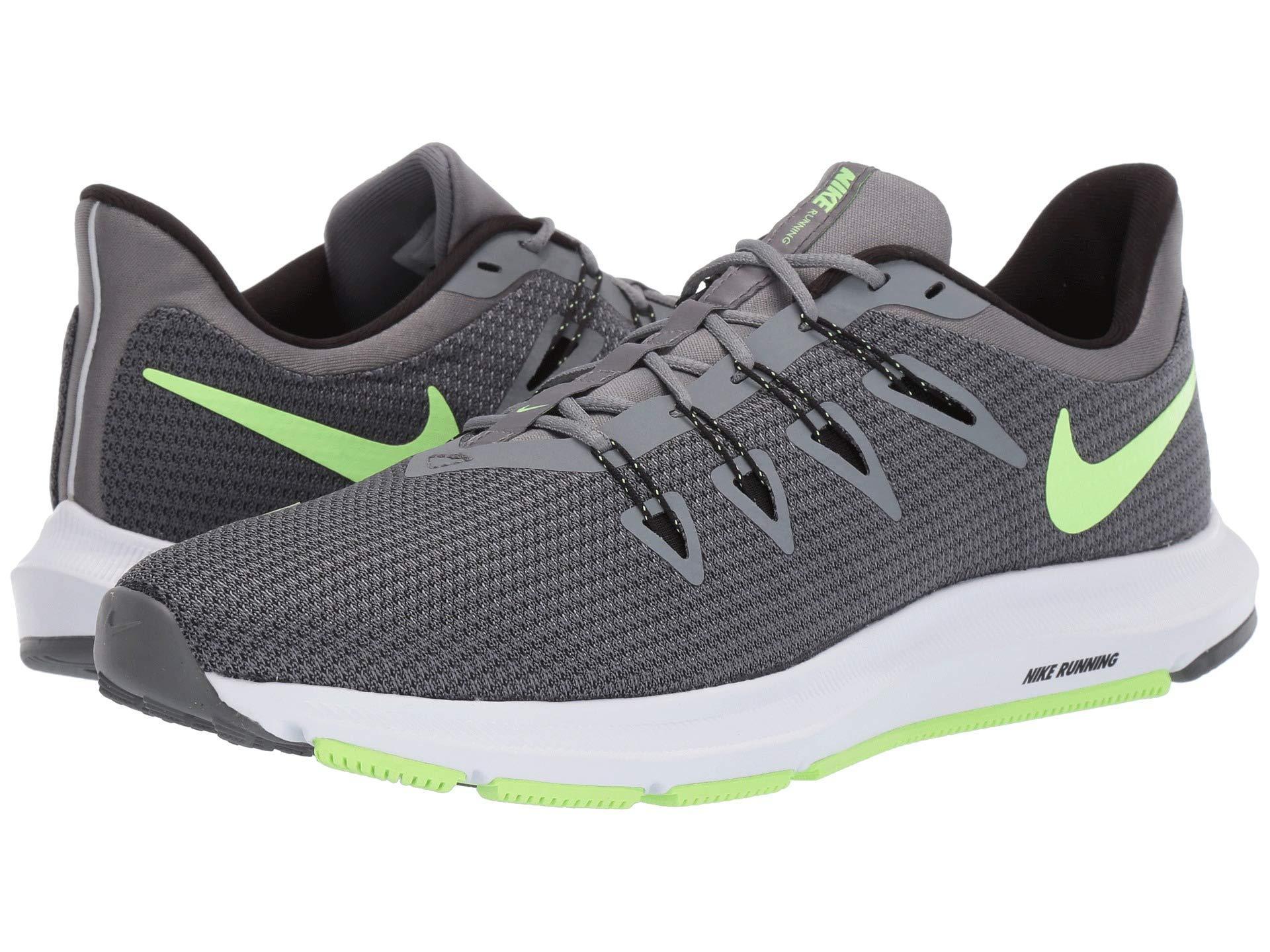 e39cb6c79113 Nike - Multicolor Quest (cool Grey lime Blast black white) Men s. View  fullscreen