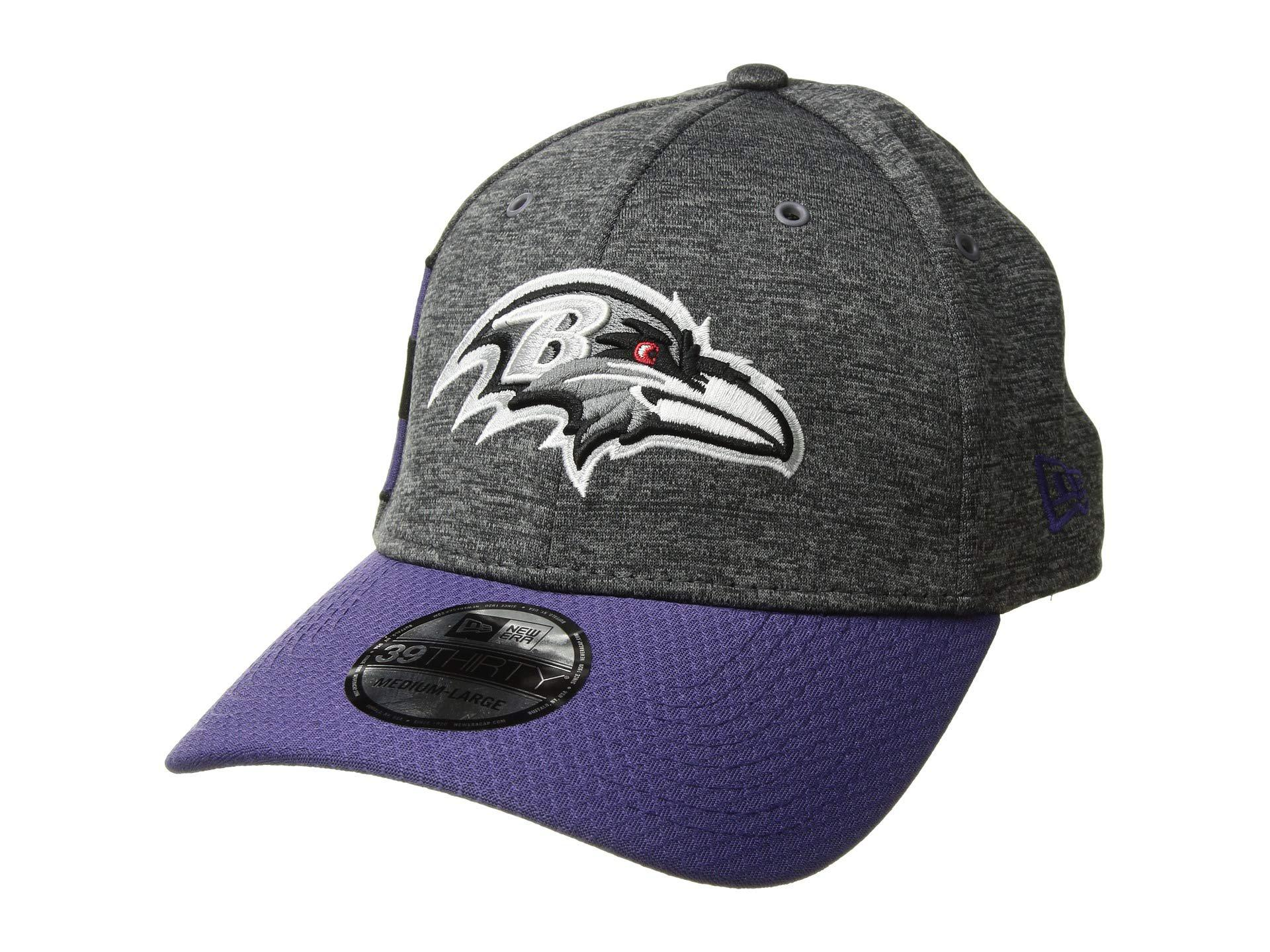 Lyst - Ktz Baltimore Ravens 3930 Home (dark Grey) Baseball Caps in ... 039c55ff9a87