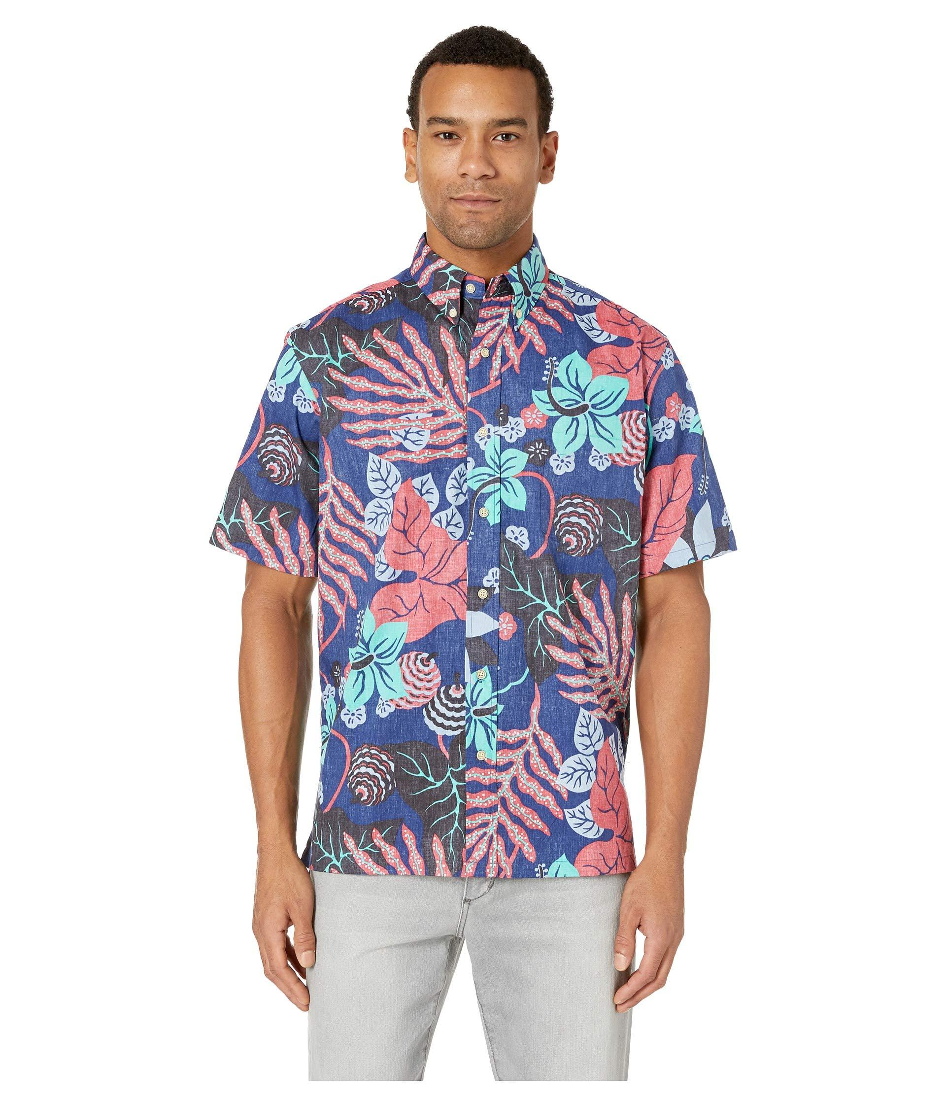 32215f1c30f Lyst - Reyn Spooner San Clemente Classic Fit Hawaiian Shirt ...