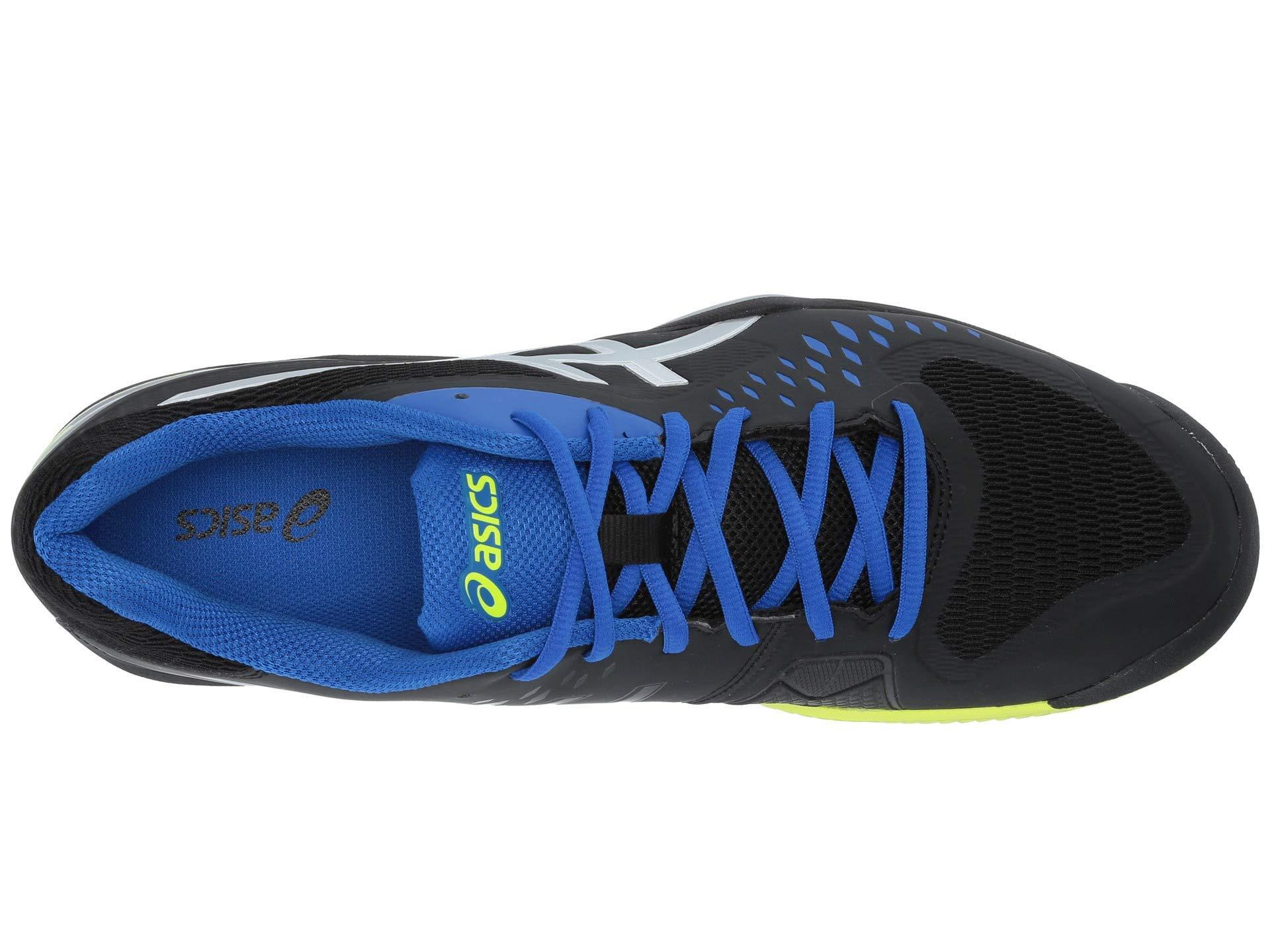 huge discount e5a1a 21cc4 Asics - Gel-challenger 12 Clay (black silver) Men s Tennis Shoes for. View  fullscreen