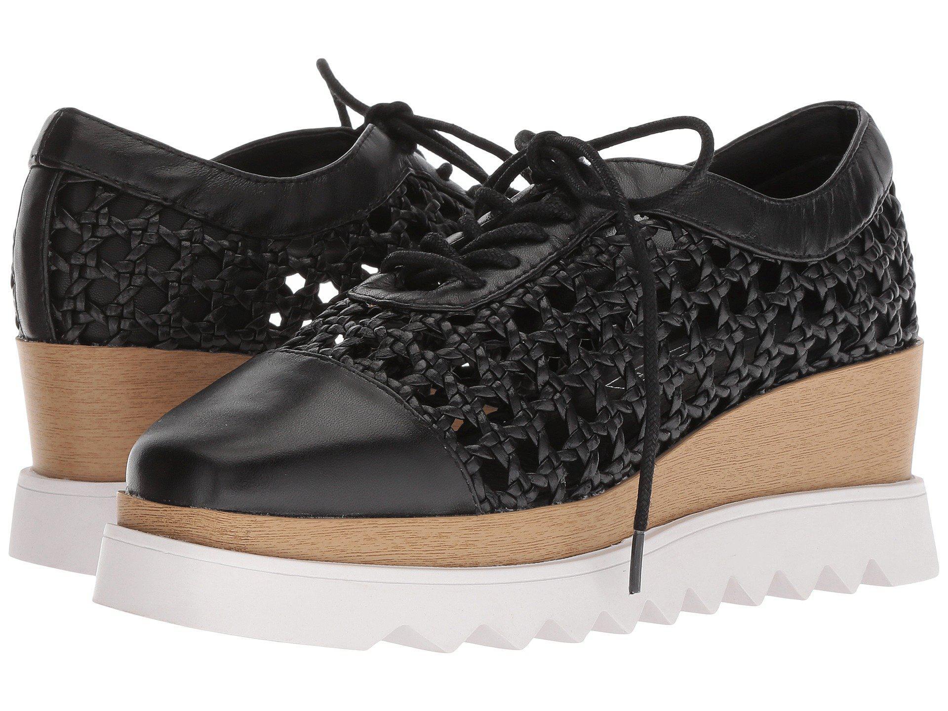 5dea3c32dda3 Lyst - Sol Sana Fremont Wedge (black) Women s Wedge Shoes in Black