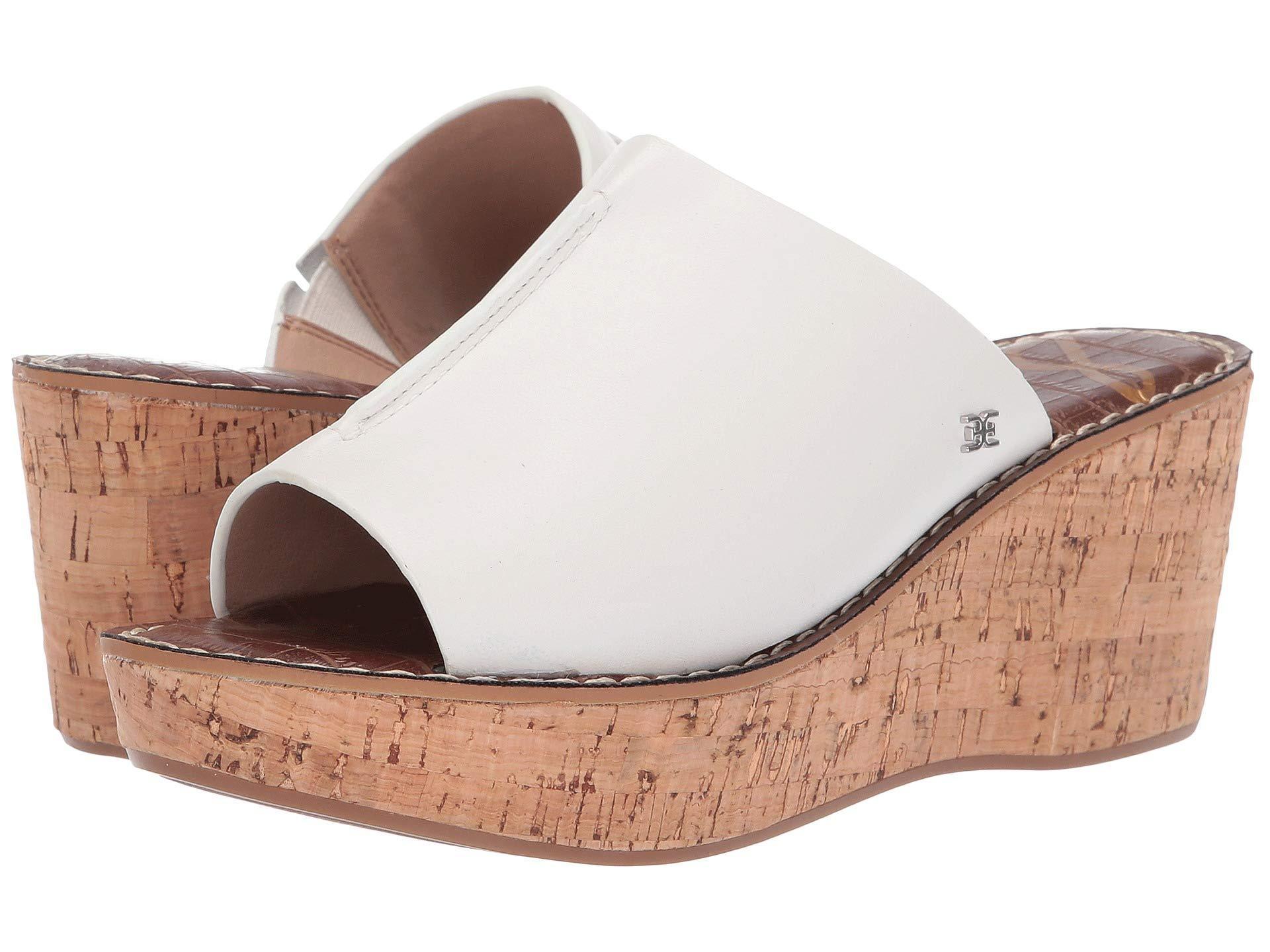 18131b77f198 Lyst - Sam Edelman Ranger (bright White Casual Leather) Women s Shoes