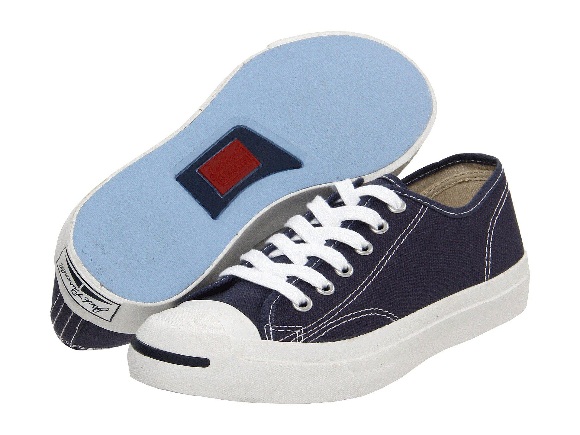 Converse. Women's Blue Jack Purcell® Cp Canvas ...