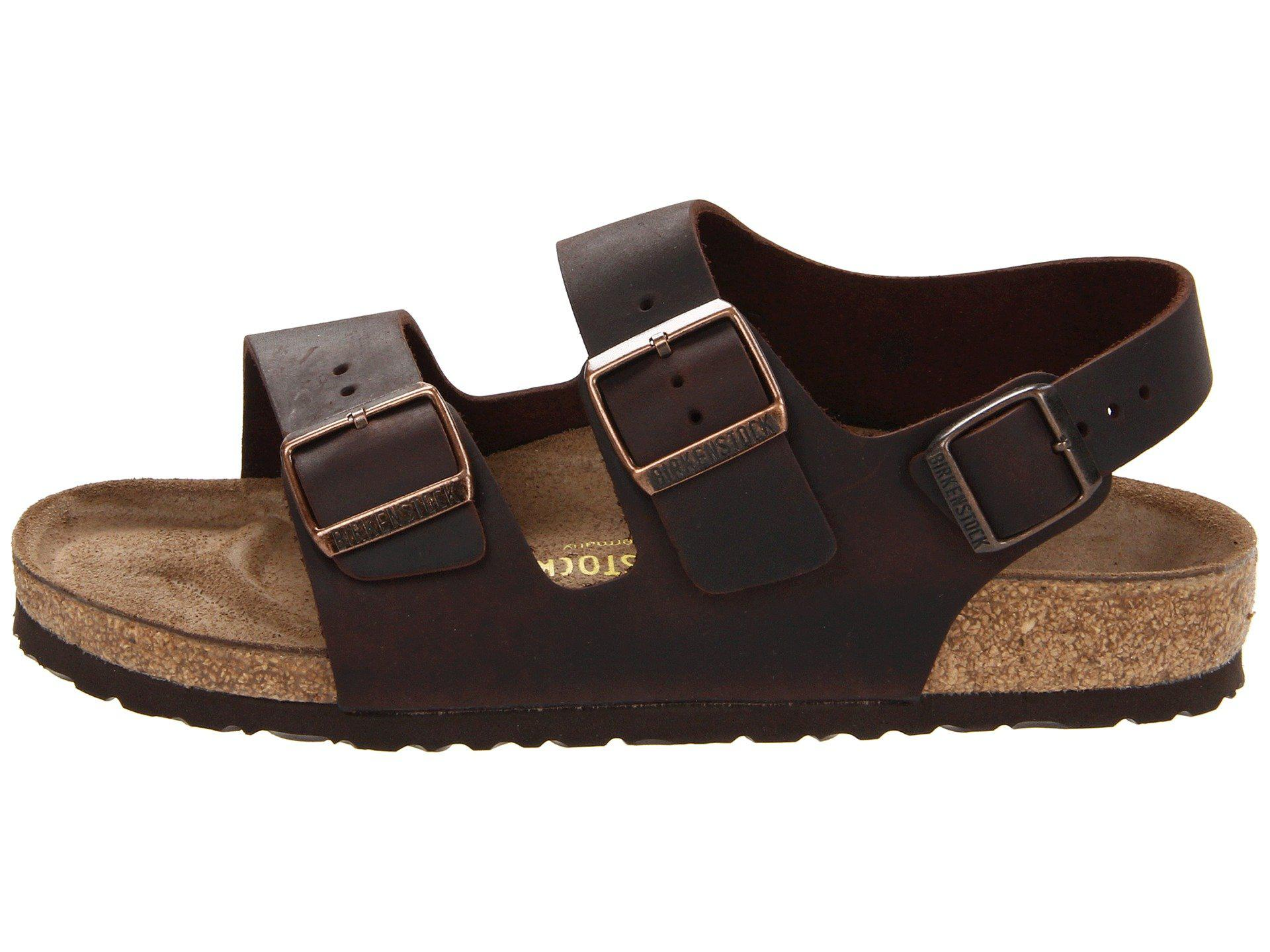 8654727345d3 Lyst - Birkenstock Milano - Oiled Leather (unisex) in Natural