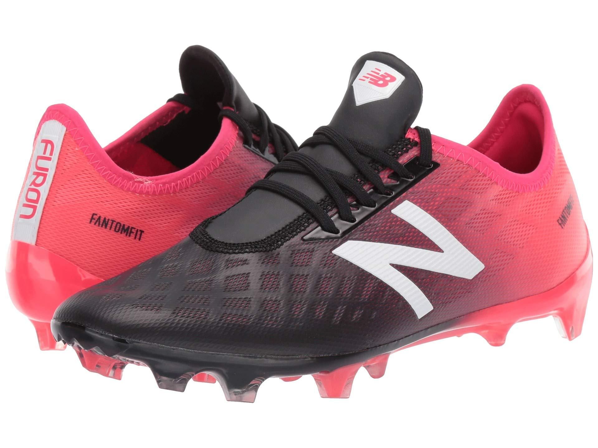 722a93c65abf Lyst - New Balance Furon 4.0 Pro Fg (bright Cherry black) Men s ...