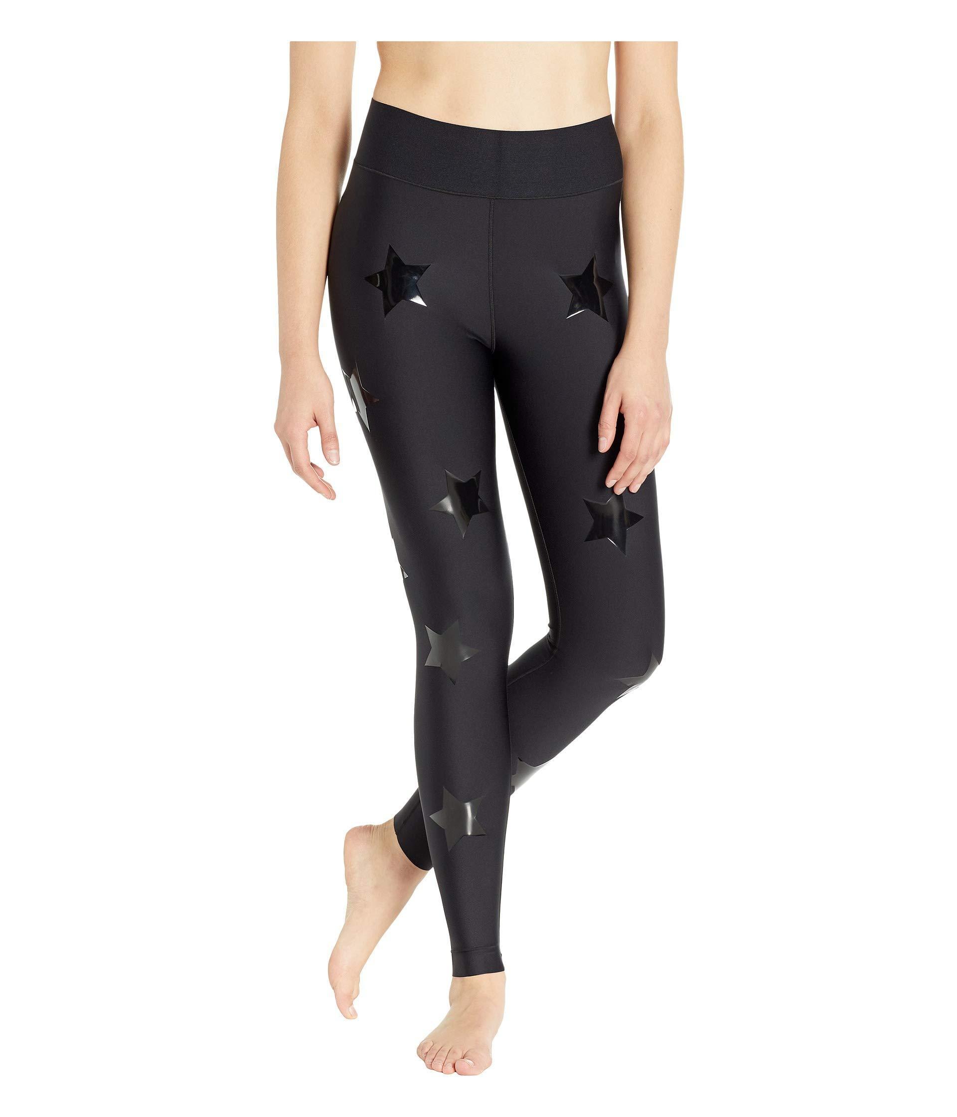 f048418f2eb14 Ultracor Ultra High Lux Knockout Leggings (nero/patent Nero) Women's ...