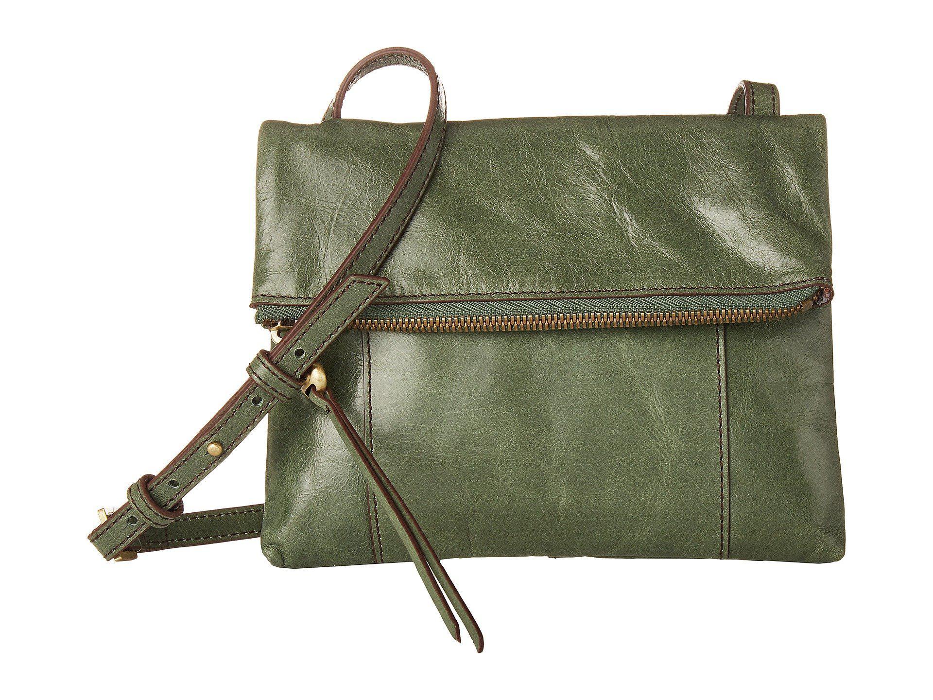 Hobo Women S Green Sparrow Moss Handbags