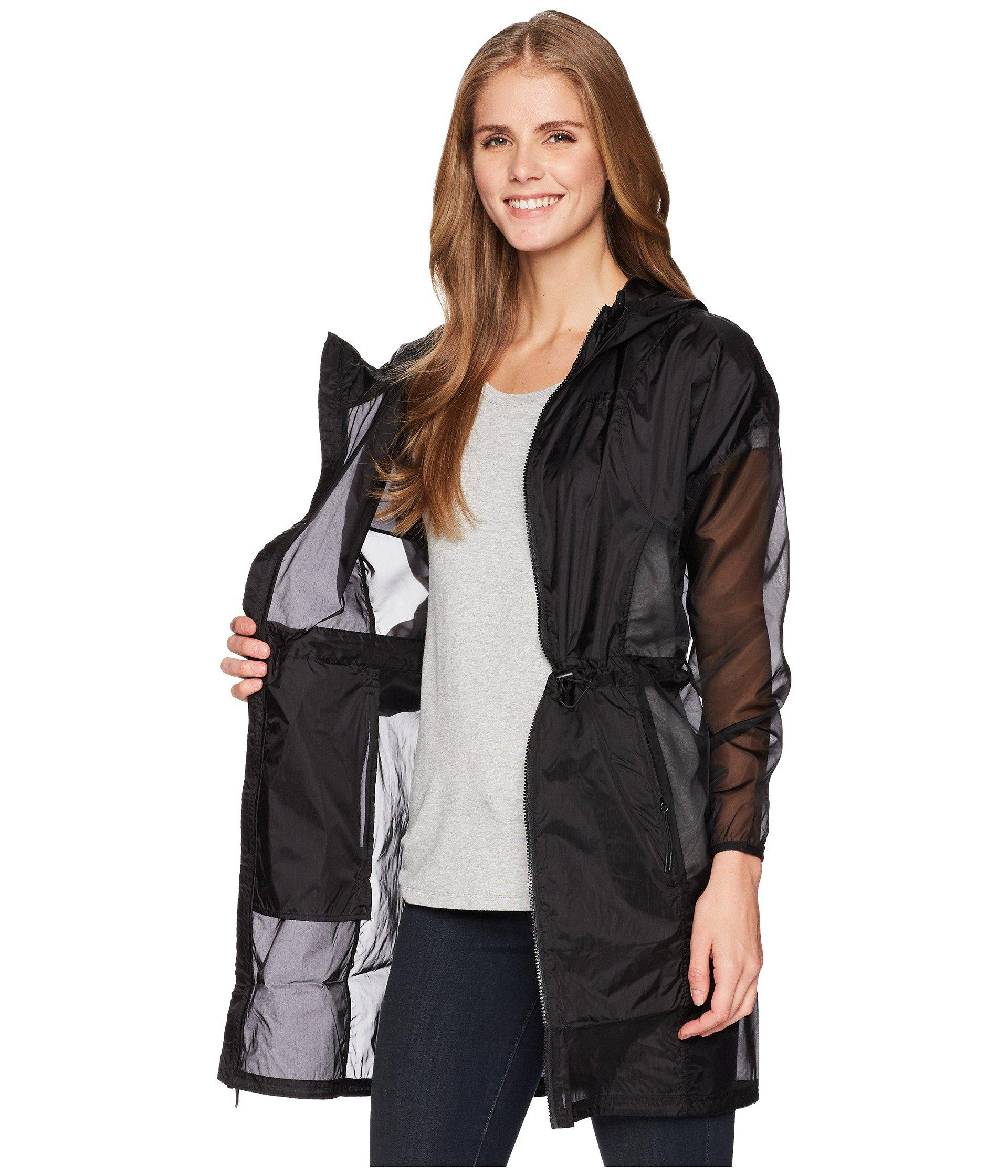 ea3b4f0076 Lyst - The North Face Vision Reflective Jacket (tnf White) Women s ...