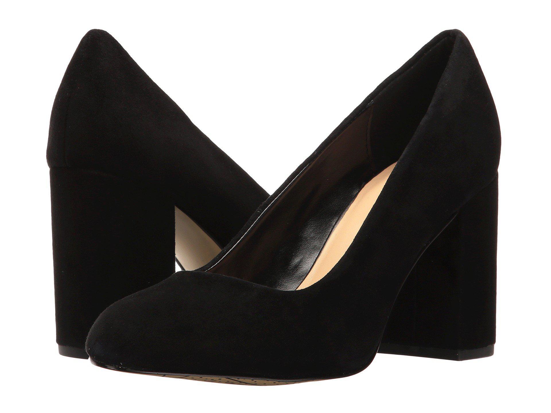 0885963f25 Lyst - Bella Vita Nara (blush Kid Suede Leather) High Heels in Black