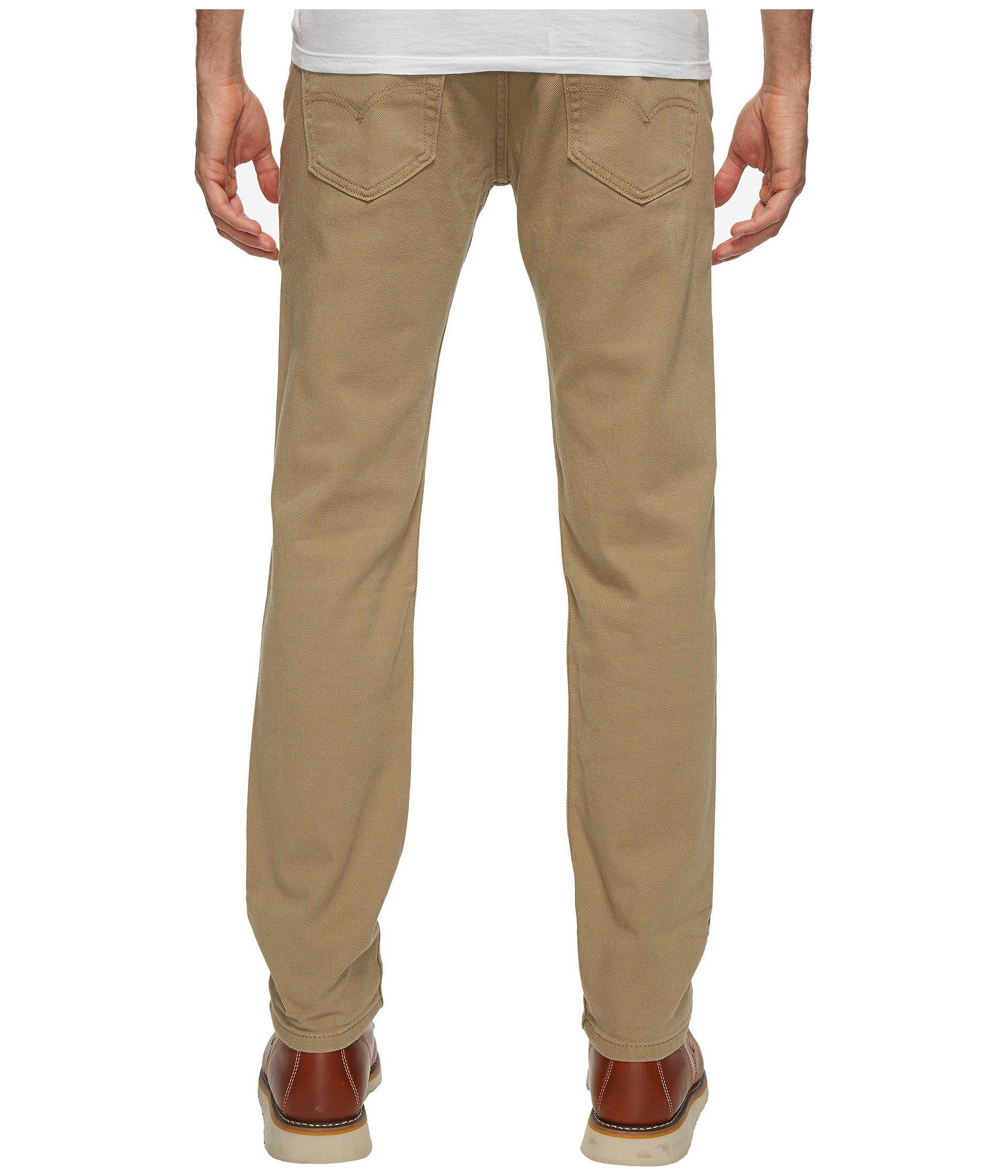 cef75c07bc6e Lyst - Levi s Levi s(r) Mens 511tm Slim (new Khaki 3d) Men s Jeans ...
