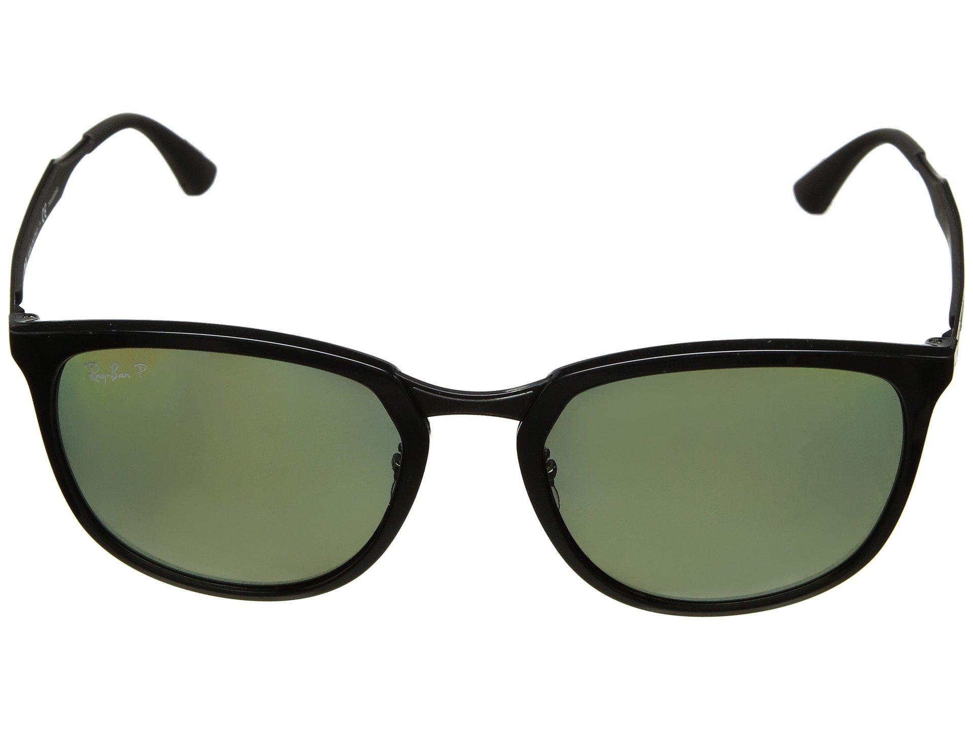 6e6a76663f4 Ray-Ban - Rb4299 56mm (black polarized Green Classic G-15). View fullscreen