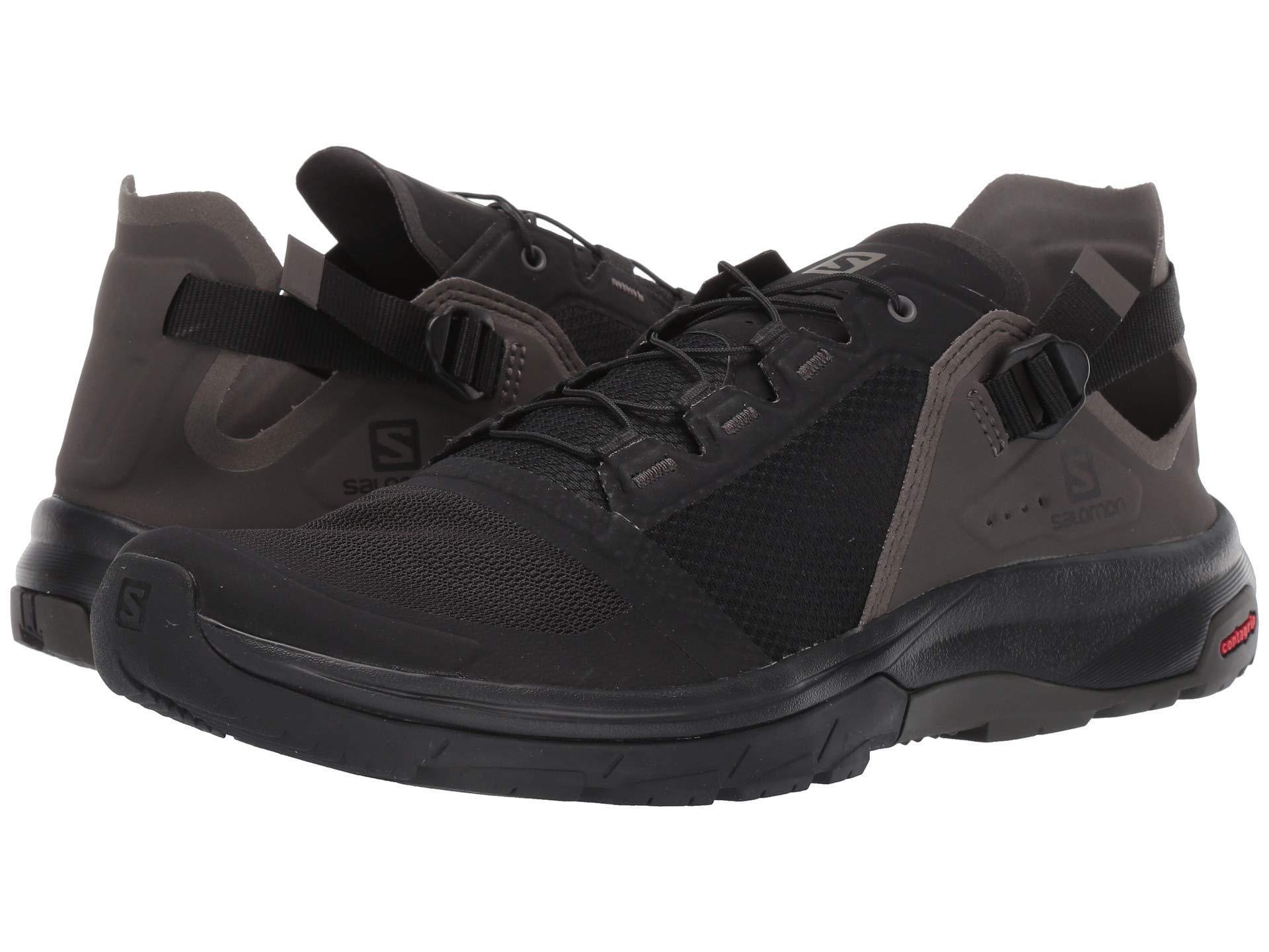 00724dbf1705 Lyst - Yves Salomon Techamphibian 4 Hiking Shoes in Black for Men