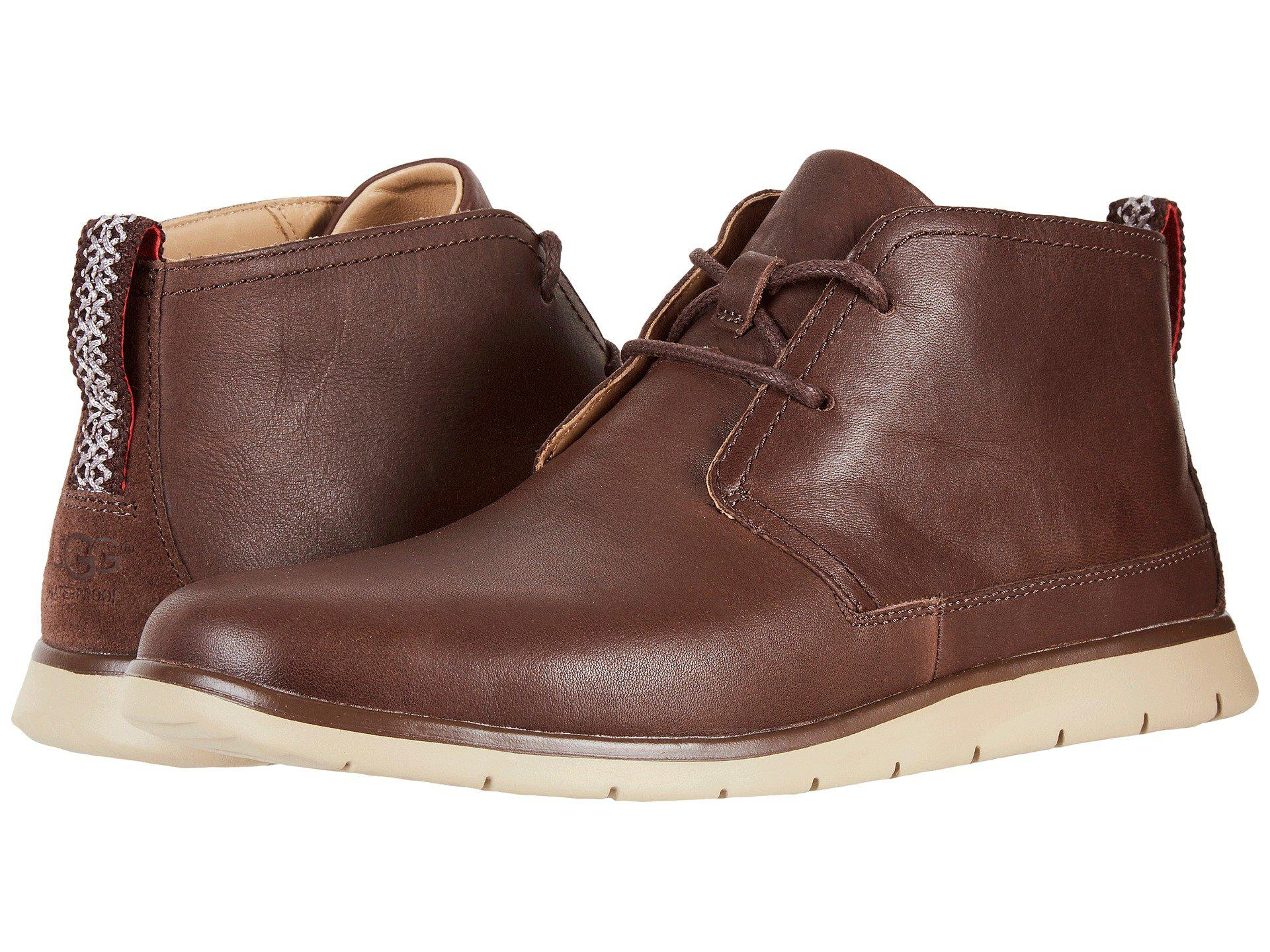 Lyst Ugg Chaussures Freamon Homme Waterproof Lyst (grizzly) Chaussures Hommes en Marron pour Homme 4114d03 - vendingmatic.info