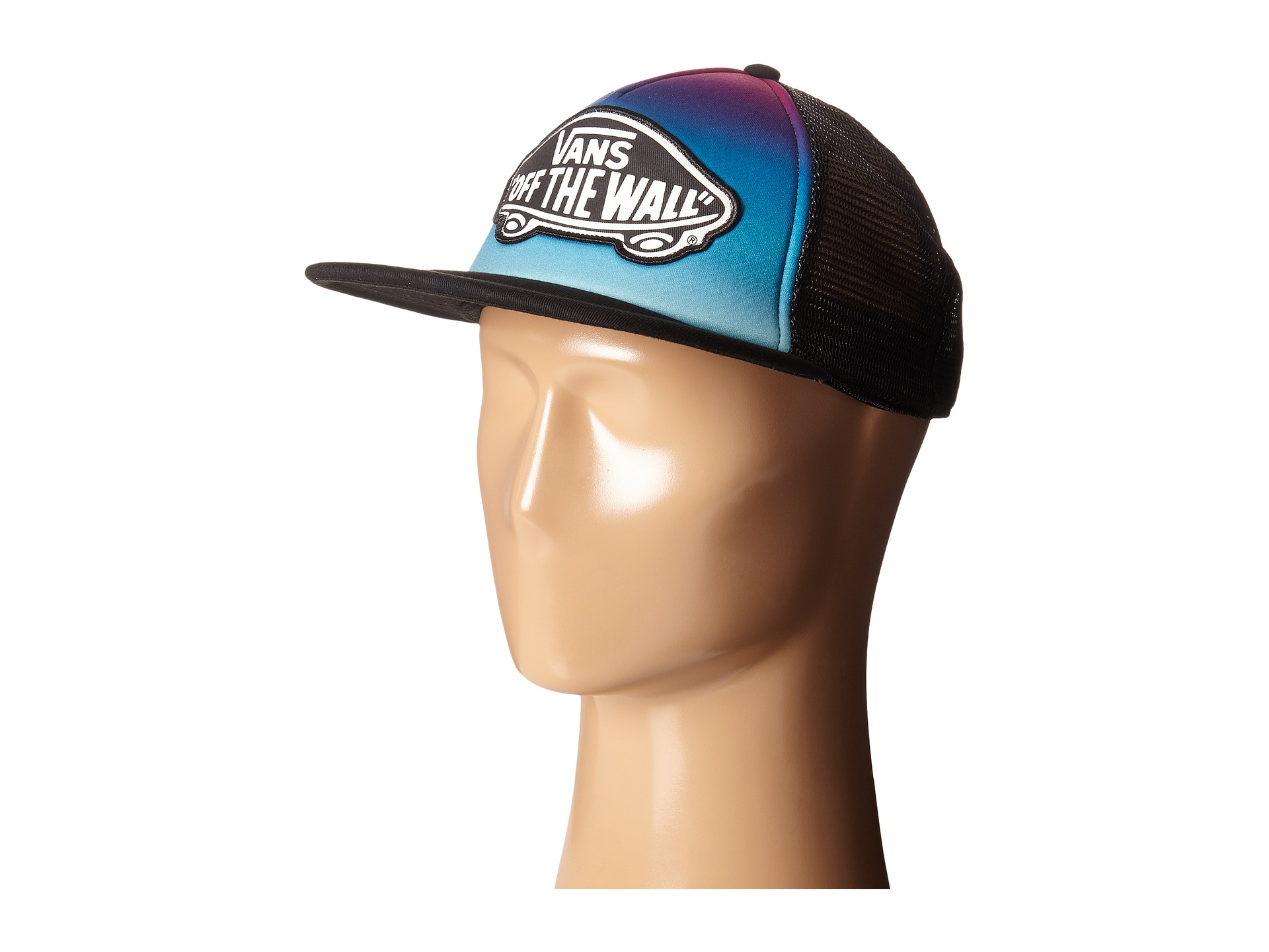 f75b369feee Lyst - Vans Beach Girl Trucker Hat