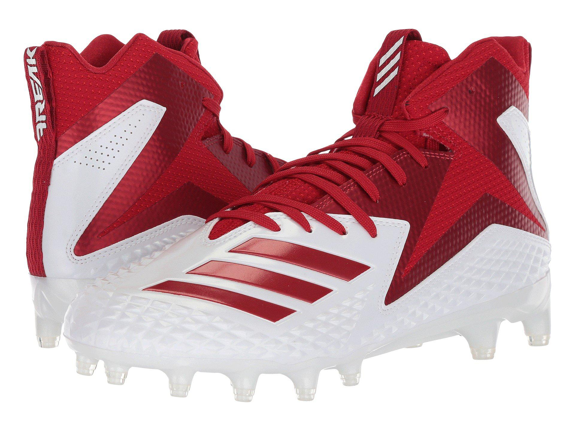 buy popular e6afc 91301 adidas. Freak X Carbon Mid (footwear Whitepower Redpower Red) Mens Shoes