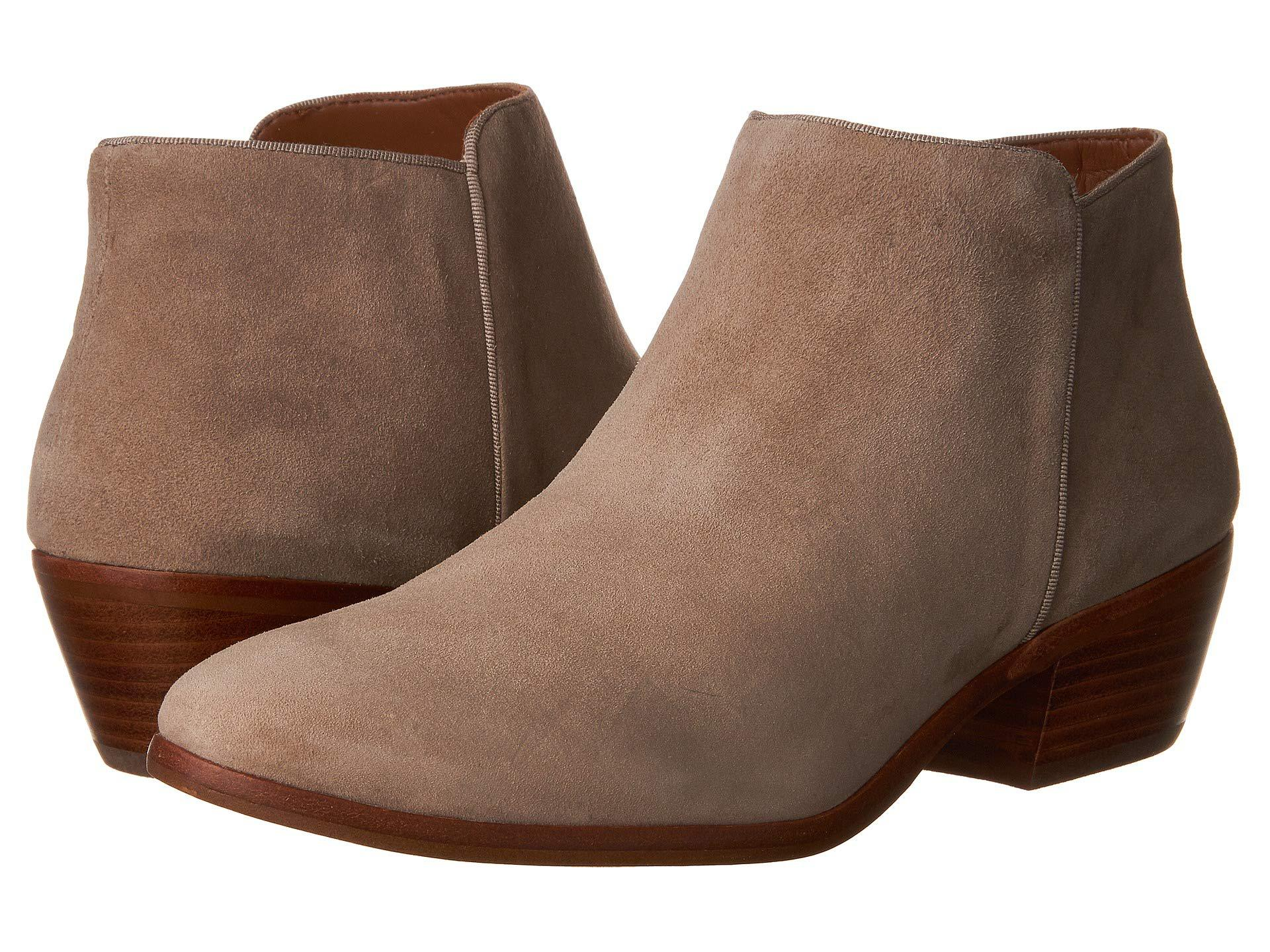 5f4deee29 Lyst - Sam Edelman Petty (putty Suede) Women s Shoes in Brown - Save 29%
