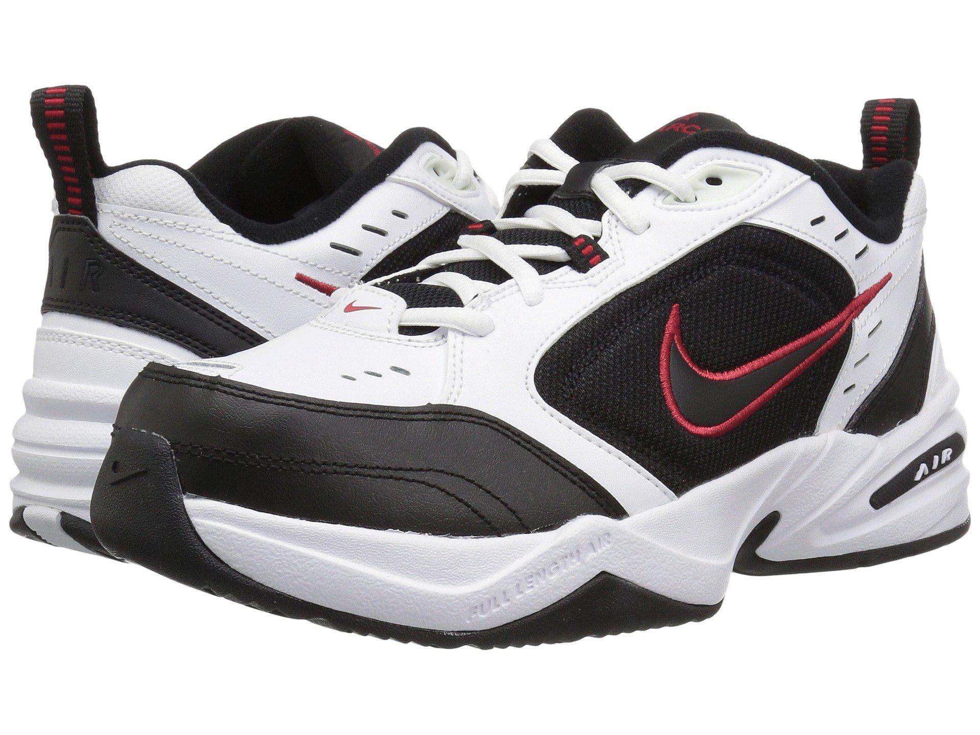 f1be4b82a8e17b Lyst - Nike Air Monarch Iv (black black) Men s Cross Training Shoes ...