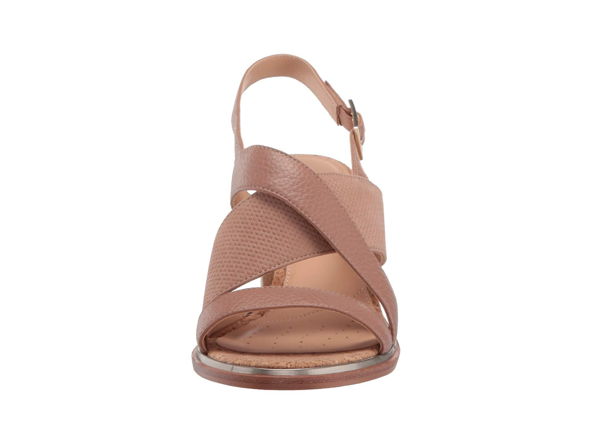 bd120d62f85 Clarks - Natural Ellis Tilda (nude Leather) High Heels - Lyst. View  fullscreen