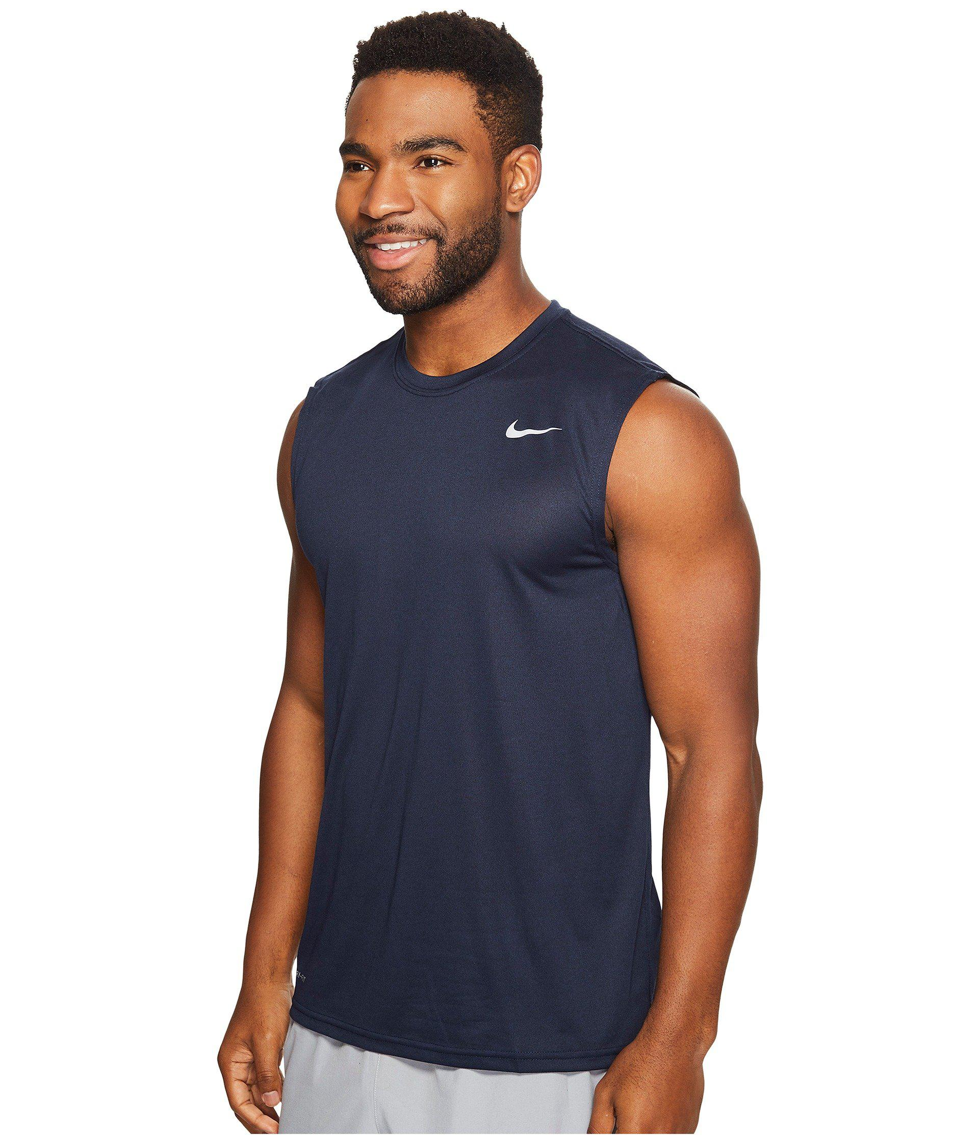 3627f81d1 Nike Dri Fittm Legend Sleeveless Training Shirt - DREAMWORKS