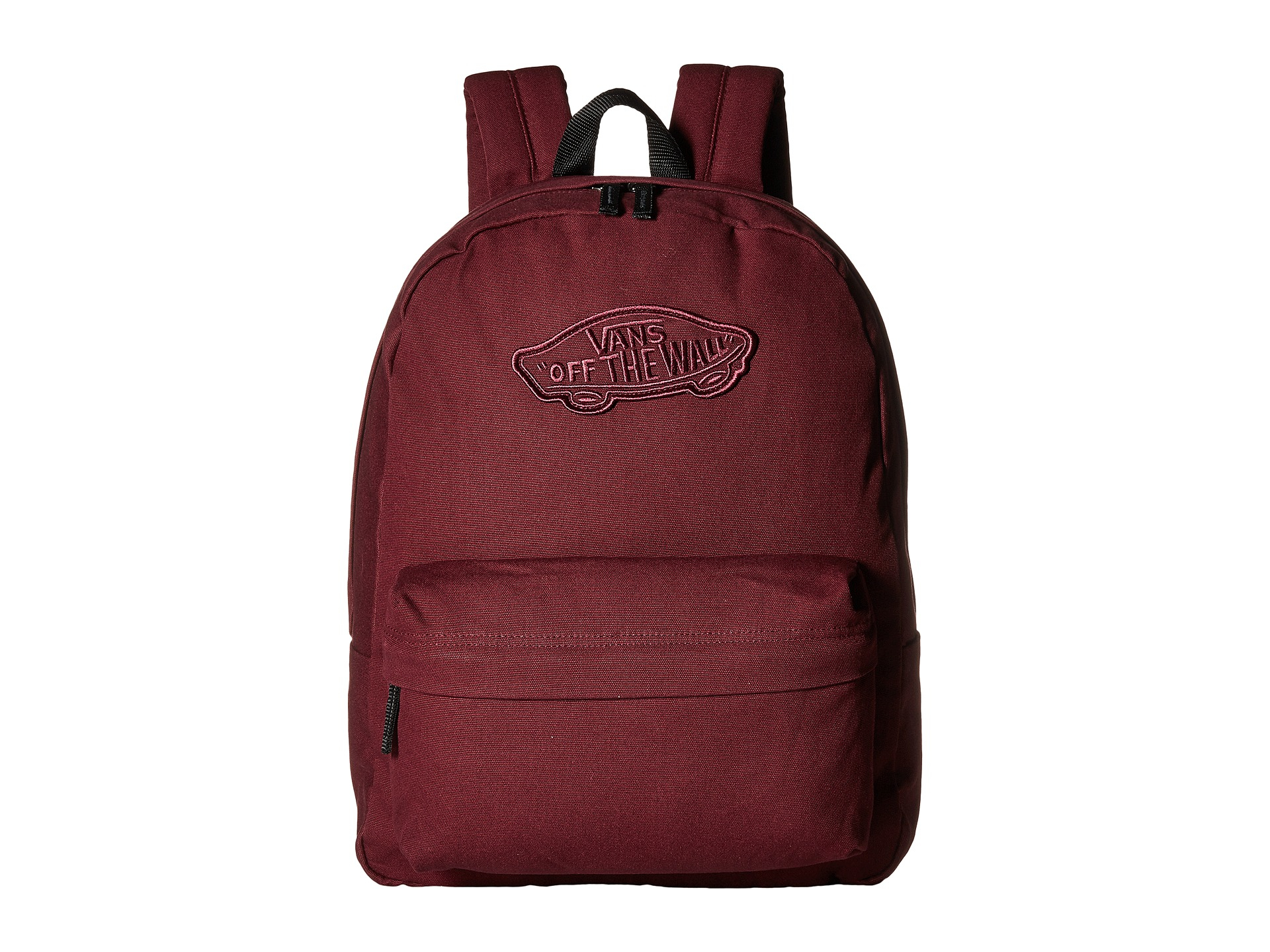 dc1f6aa61e28f Vans Realm Backpack in Red for Men - Lyst