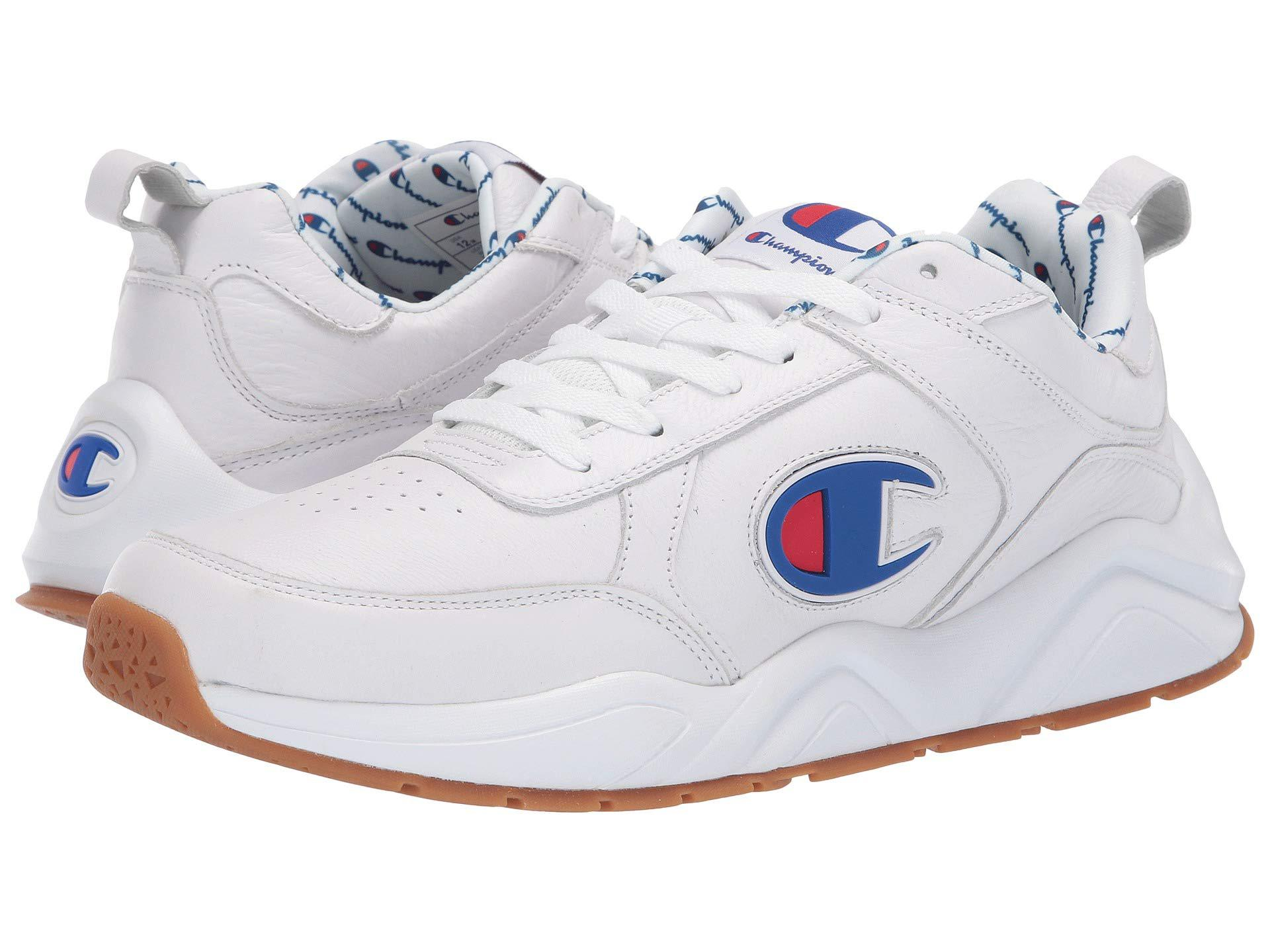 0e3cd2c8590 Lyst - Champion 93eighteen Classic (white) Men s Classic Shoes in ...