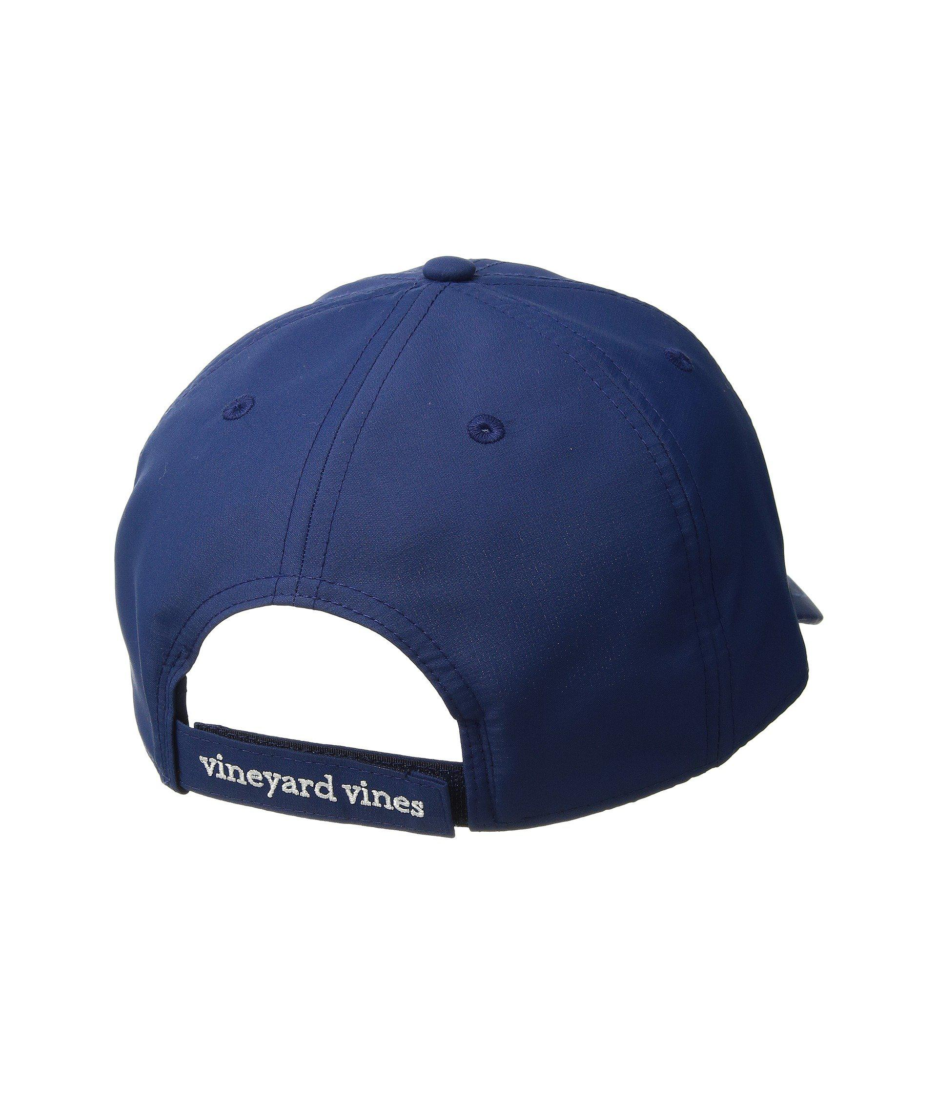 Lyst - Vineyard Vines Shark Week Performance Baseball Hat (moonshine ... 9676b6856613